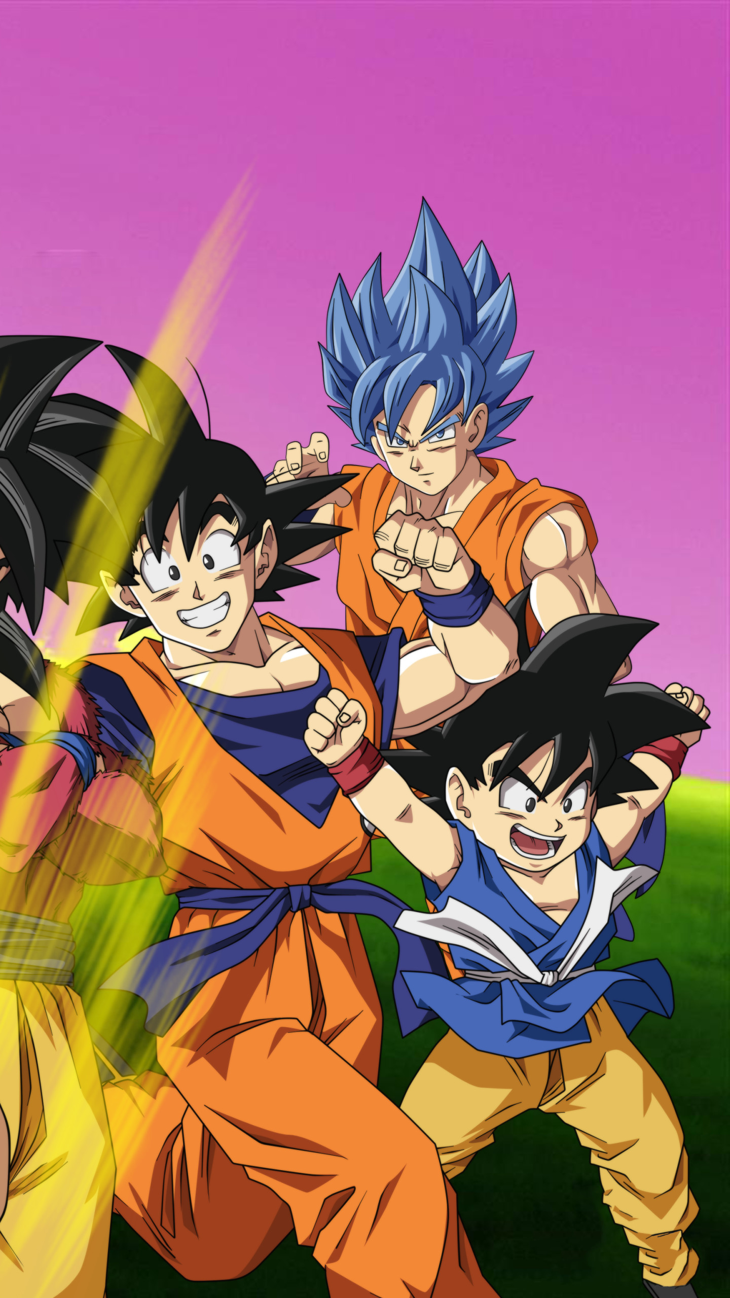 Dragon Ball Gt Wallpapers (64+ images)
