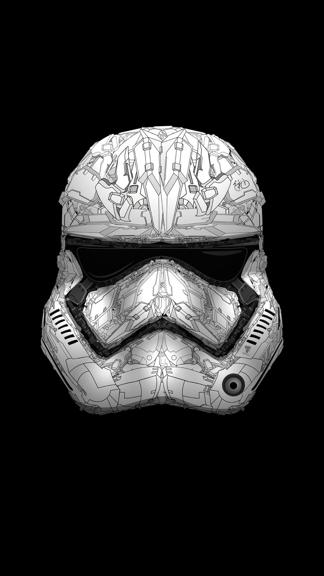 1080x1920 May the force be with you.