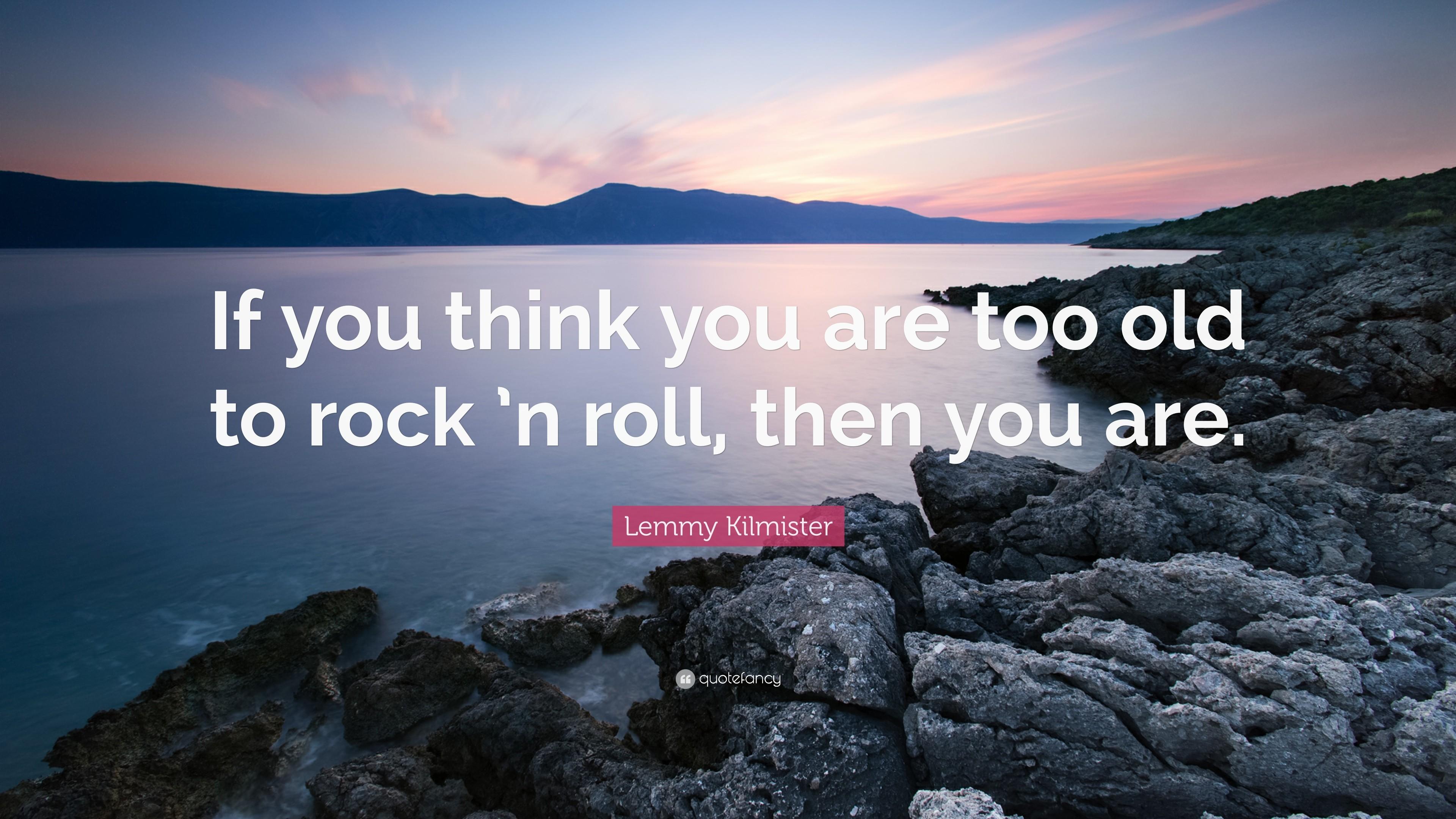 best motörhead quotes