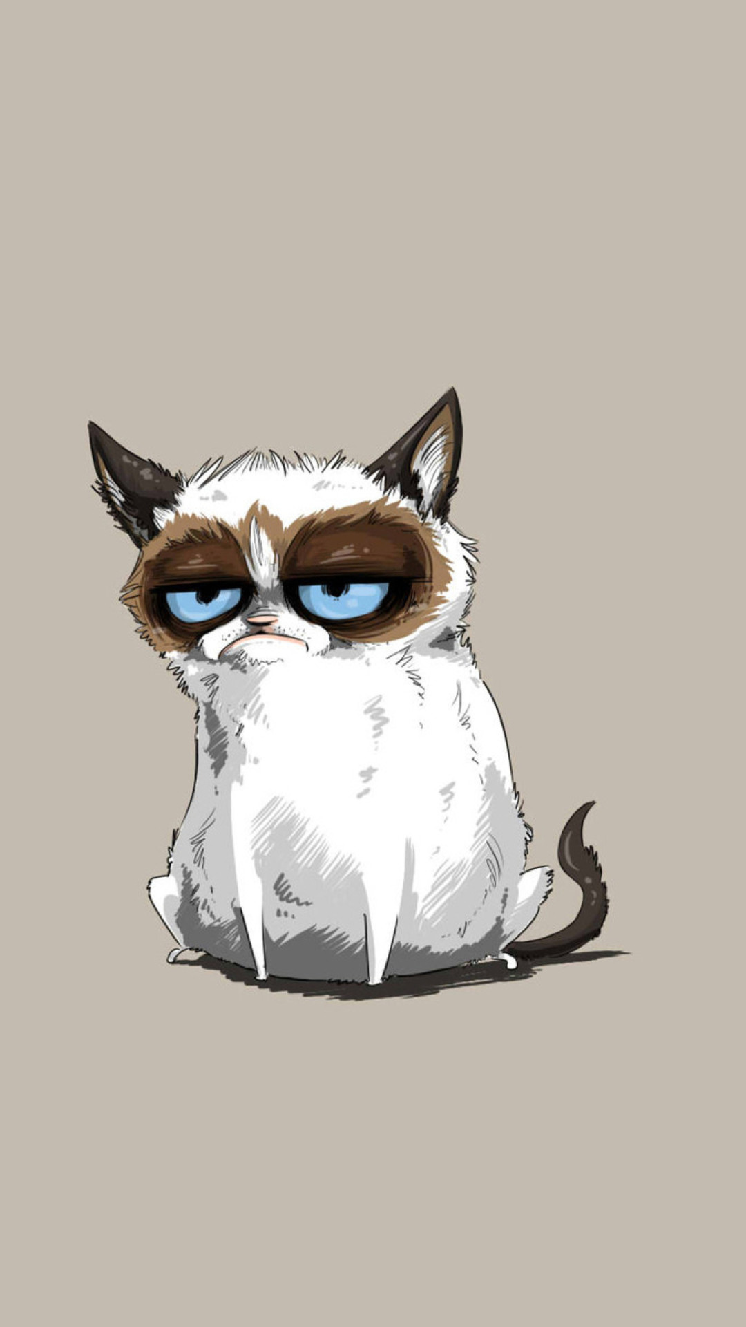 Grumpy Cat Iphone Wallpaper 54 Images