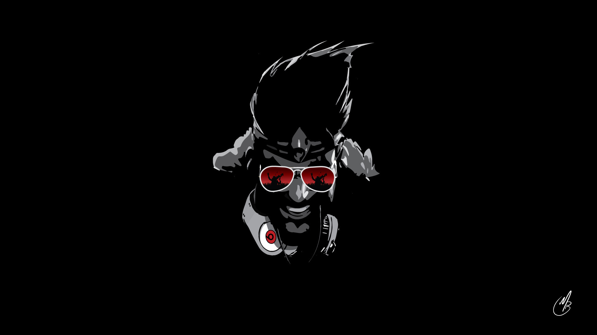 1920x1080 Beats by Draven by Mburgess1 HD Wallpaper Fan Art Artwork League of Legends  lol