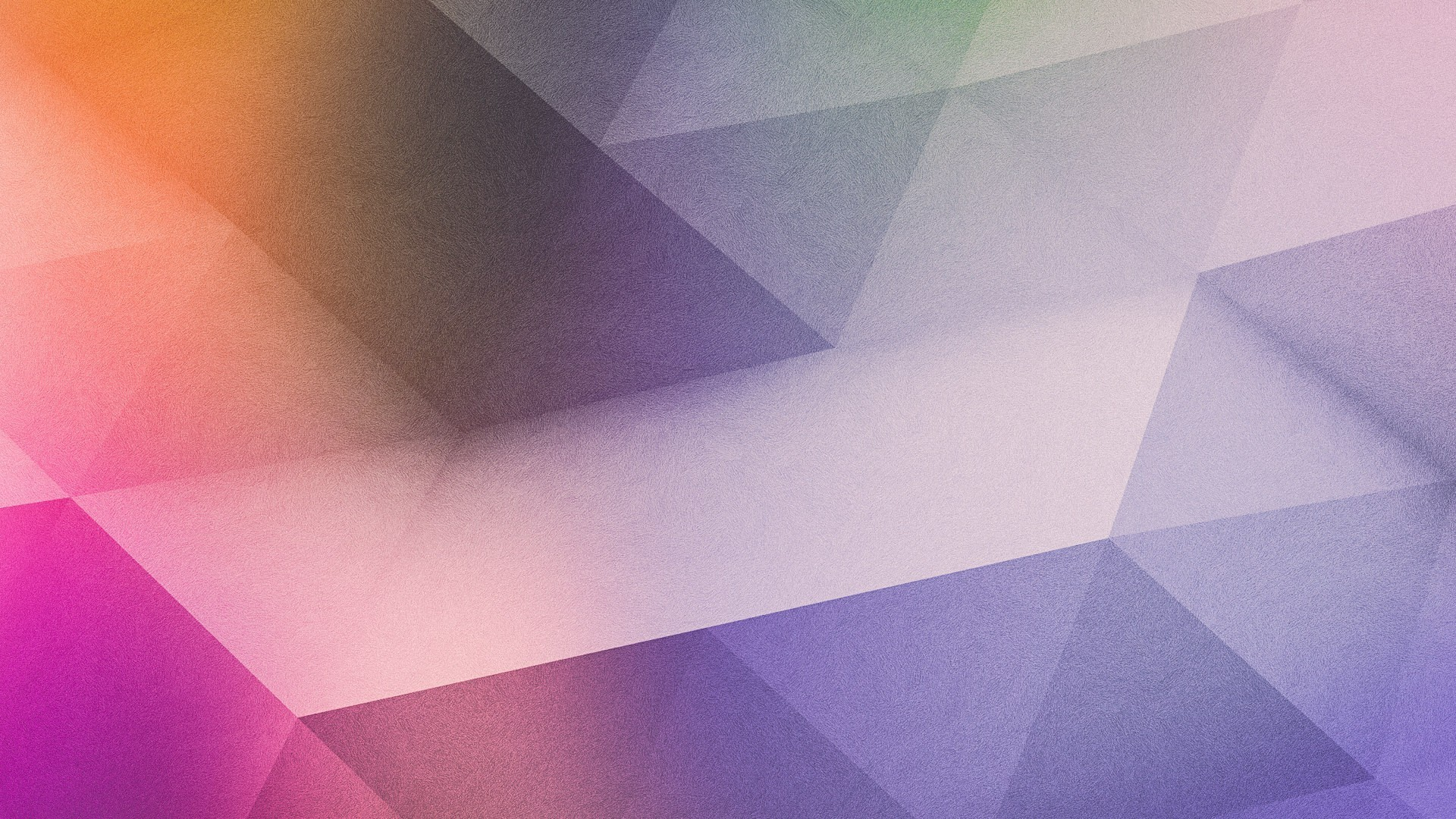 1920x1080 Purple Gradient Polygon HD Wallpaper High Definition Wallpaper