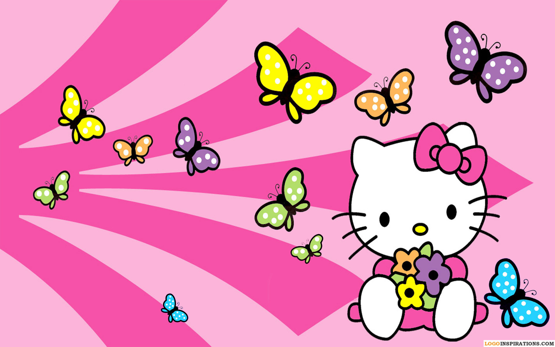 Hello Kitty Screensavers Wallpapers Free
