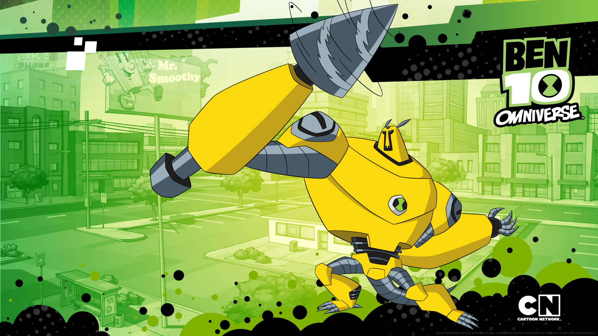 Ben 10 wallpapers 53 images 1920x1080 wallpaper from ben 10 omniverse voltagebd Choice Image