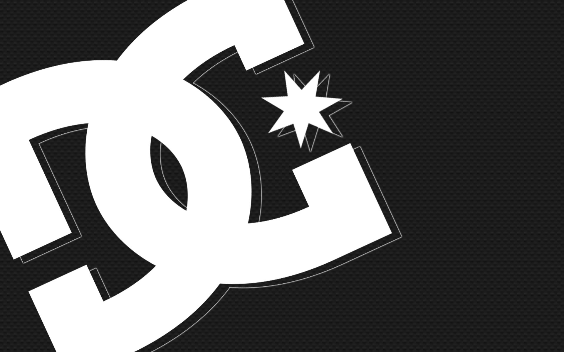 1920x1200 Dc Shoes Logo Background HD.