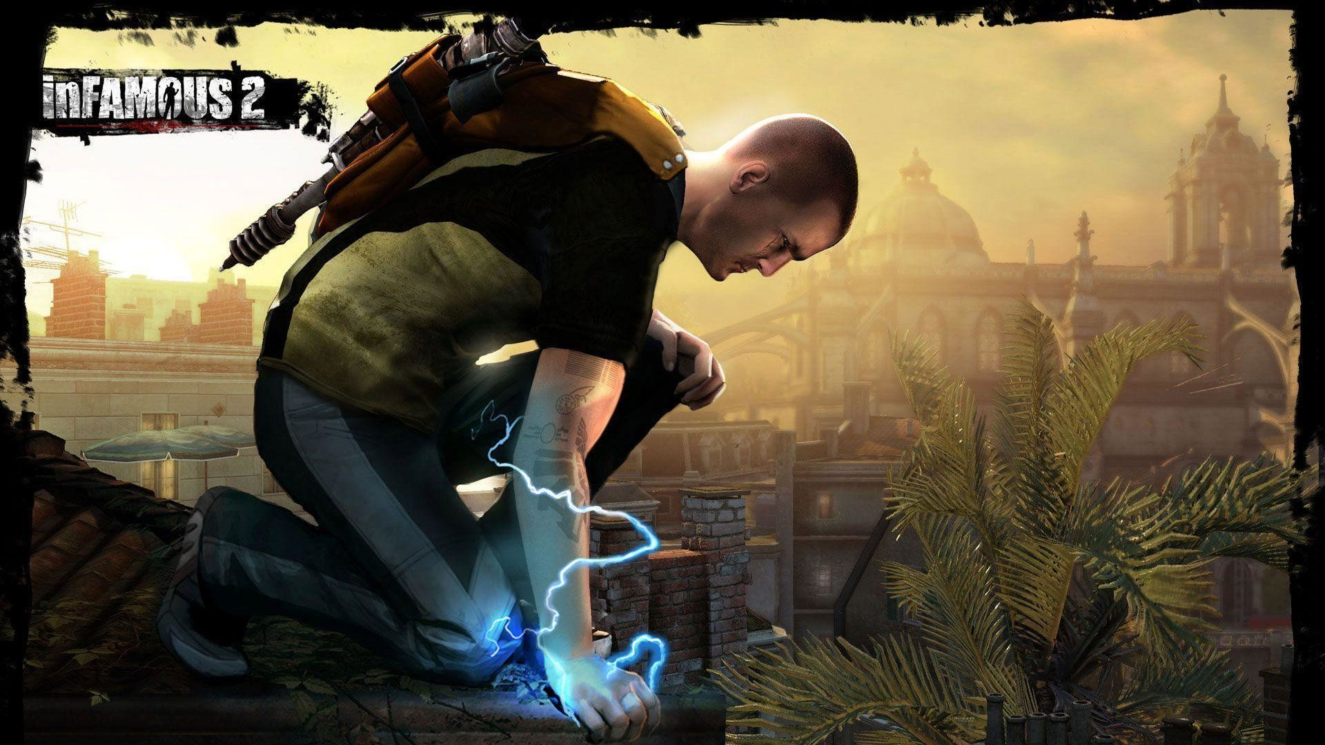 1920x1080 Infamous 2 Wallpaper Hd wallpaper - 1177811