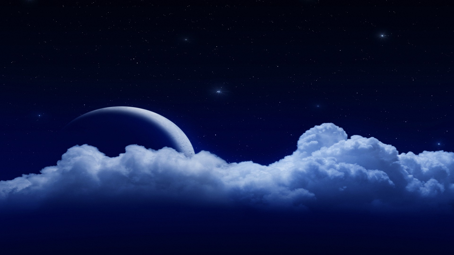 1920x1080 beautiful night clouds hd wallpapers