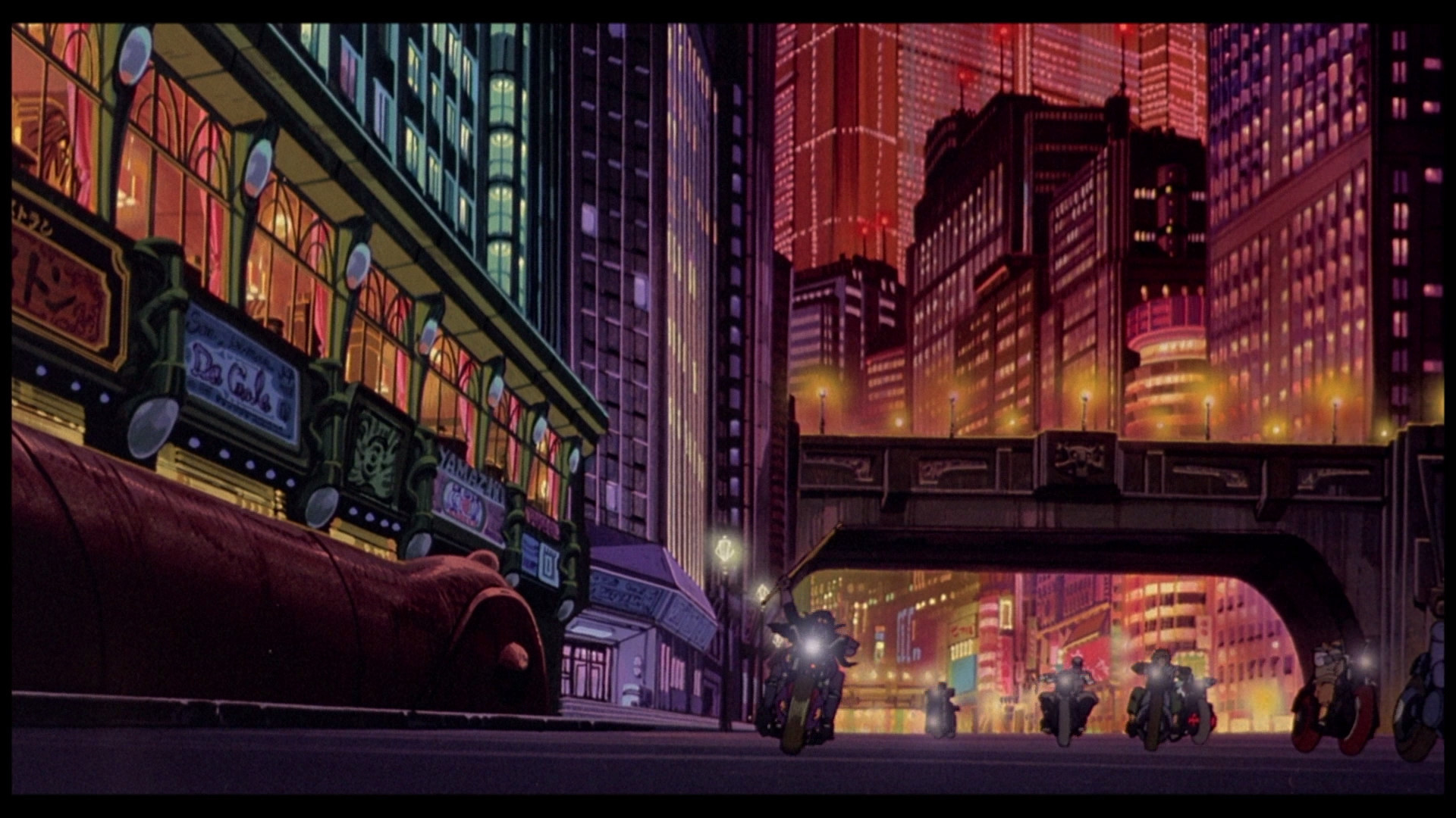 1920x1080 HD Wallpaper and background photos of Akira Screencap for fans of Akira  images.
