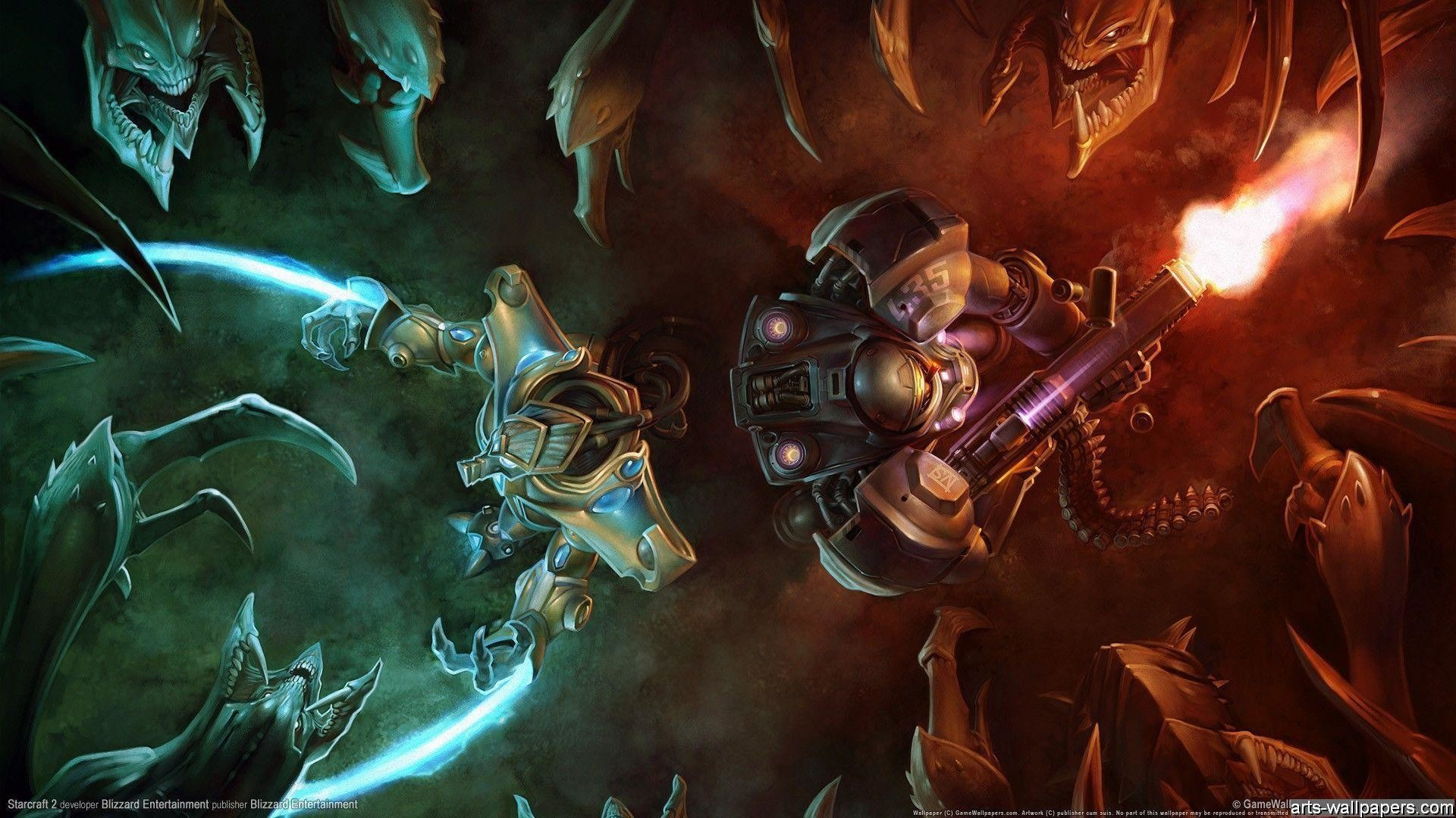 Blizzard Wallpaper HD (72+ images)