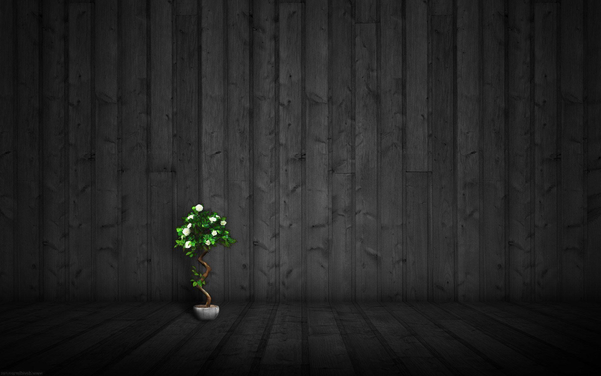 1920x1200 hd wallpaper dark wood - photo #2