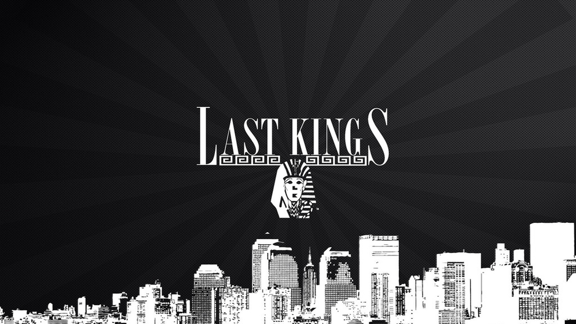 1920x1080 ... Last Kings Wallpaper with Logo on City