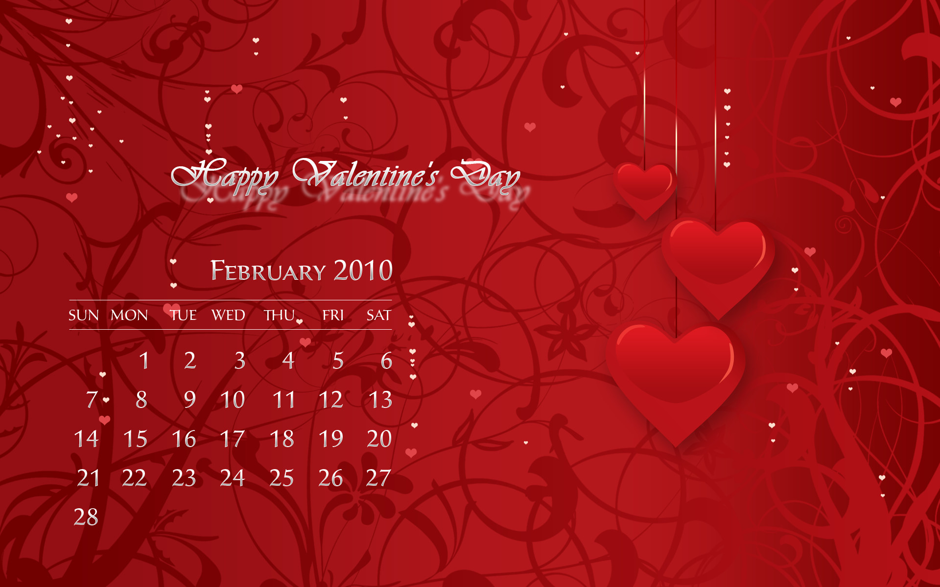 1920x1200 Valentines Day Wallpaper And Screensavers