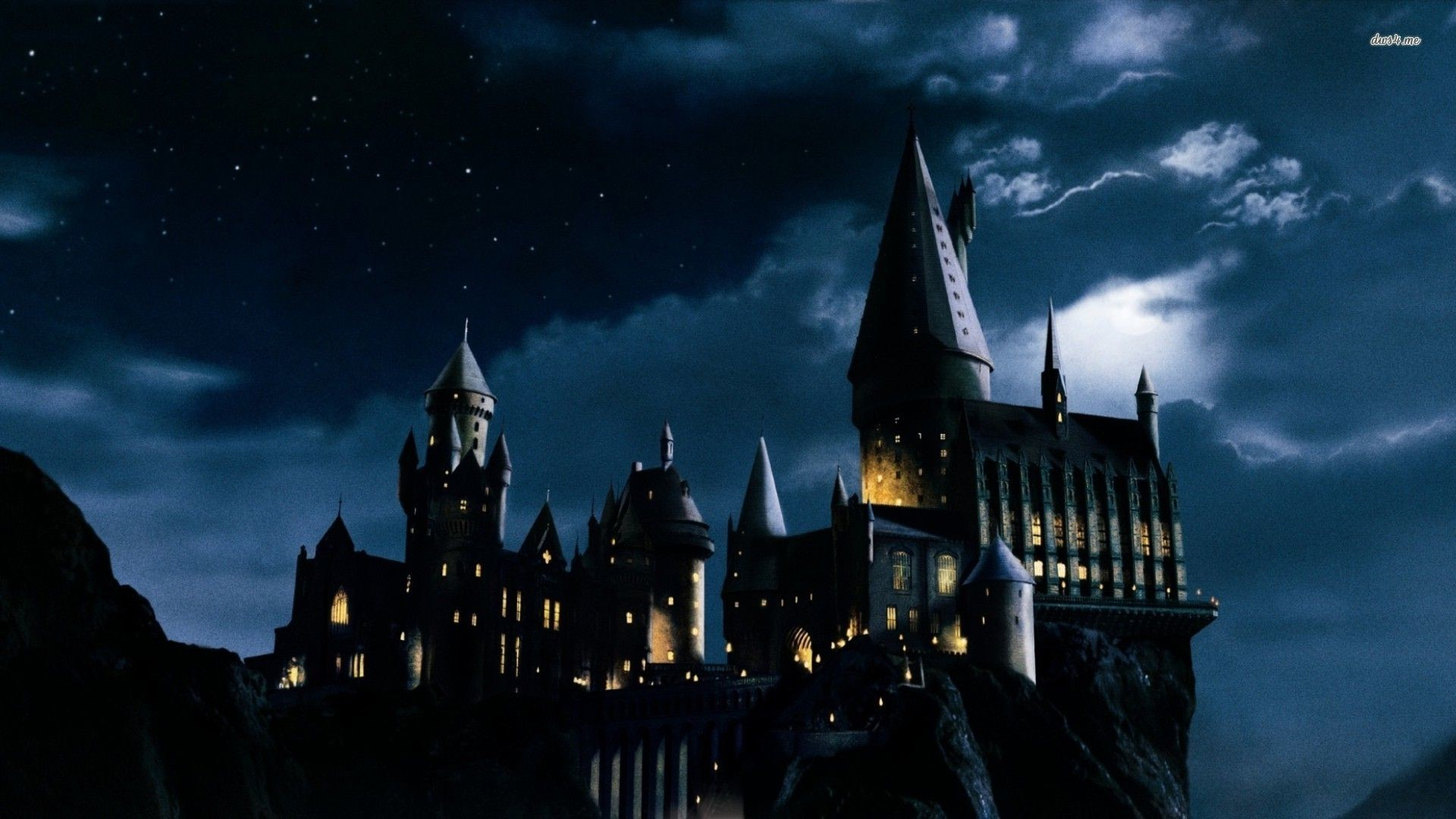1920x1080 Hogwarts Castle Wallpapers - Wallpaper Cave