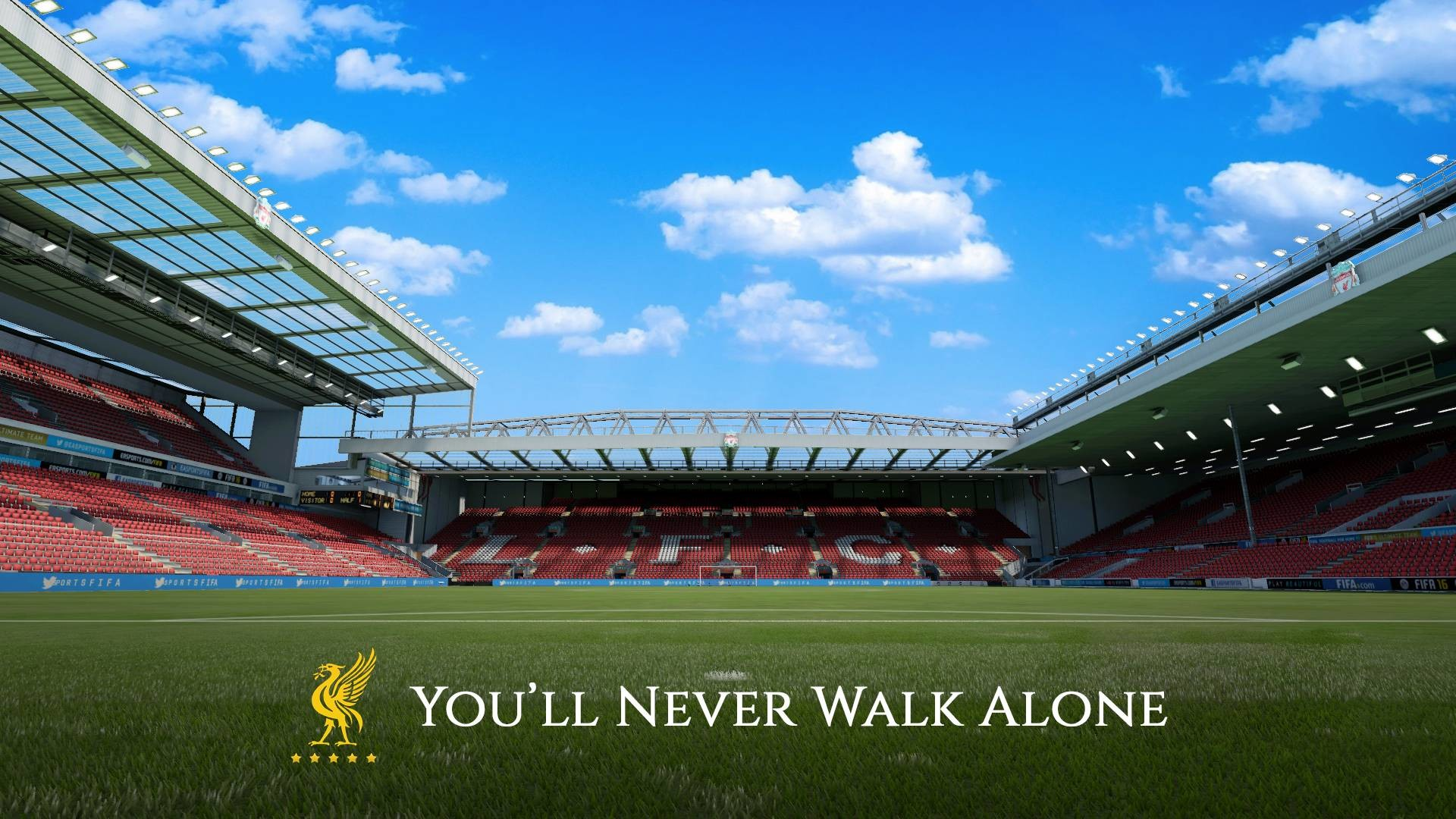 Anfield Wallpapers (70+ Images