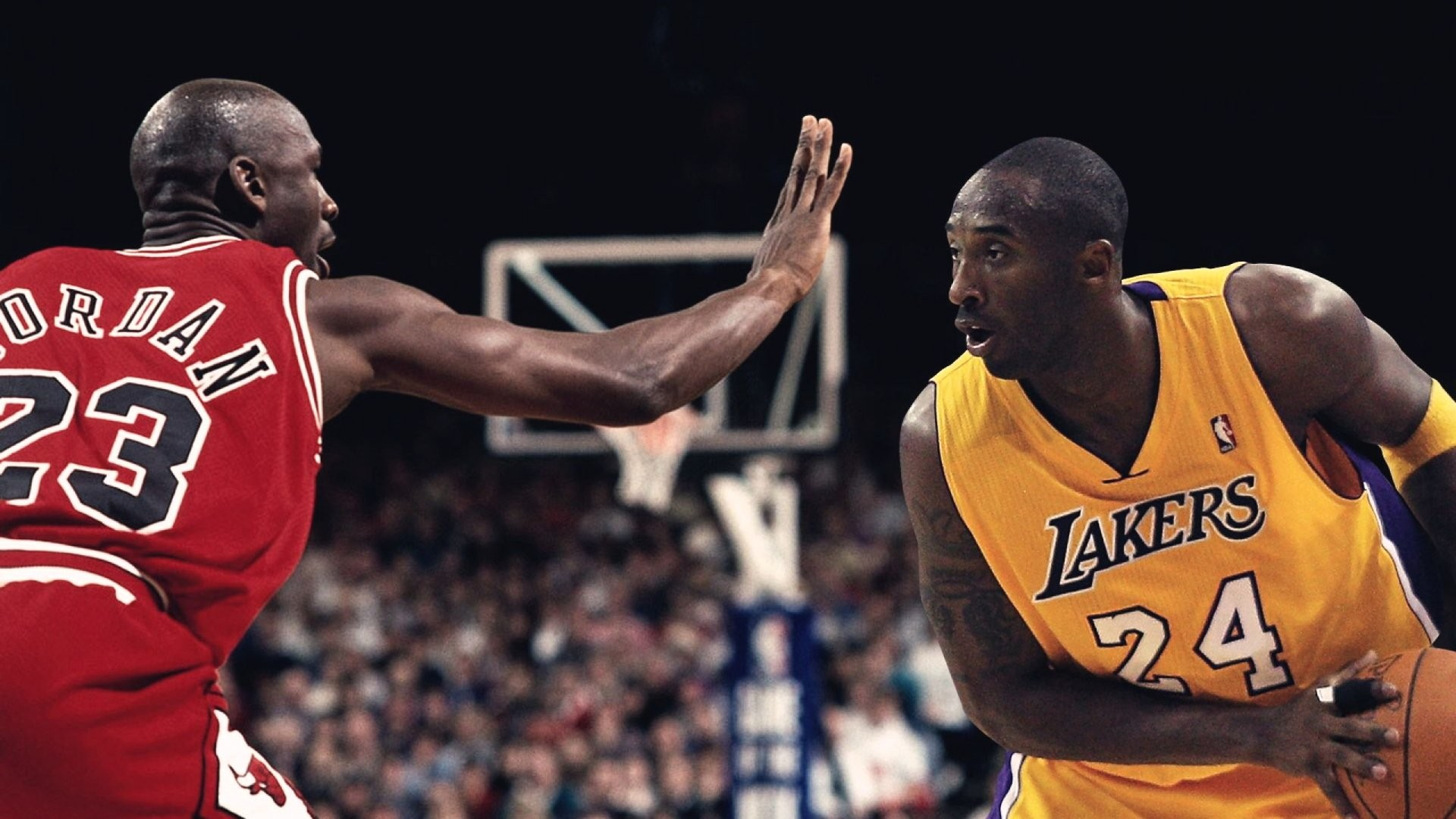 1920x1080 Sports Nba Basketball Michael Jordan Chicago Bulls Player Wallpaper