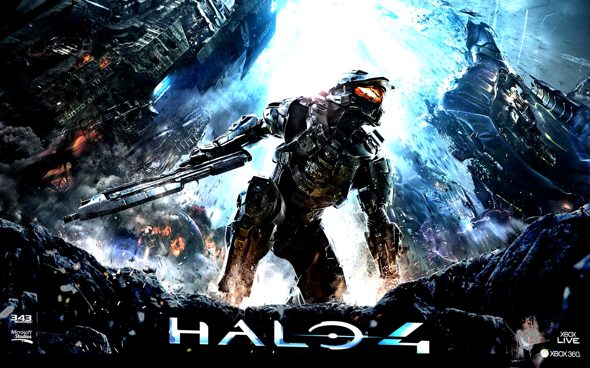 1920x1200 Halo 4 Enhanced Computer Wallpapers, Desktop Backgrounds |  .