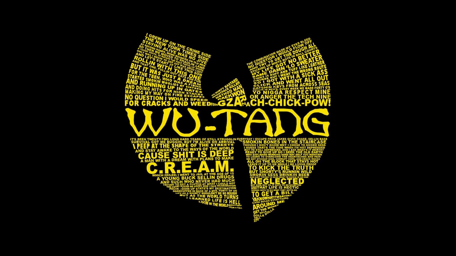 1920x1080 Preview wallpaper music, hip hop, rap, wu tang, clan