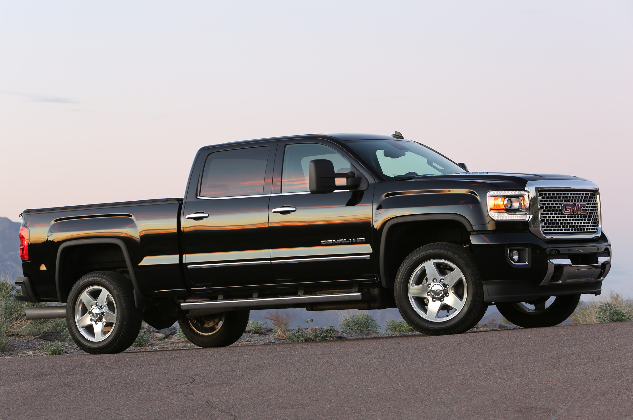 2048x1360 ... Best Duramax Diesel For Sale About Gmc Sierra Hd Denali Front Three  Quarters View ...