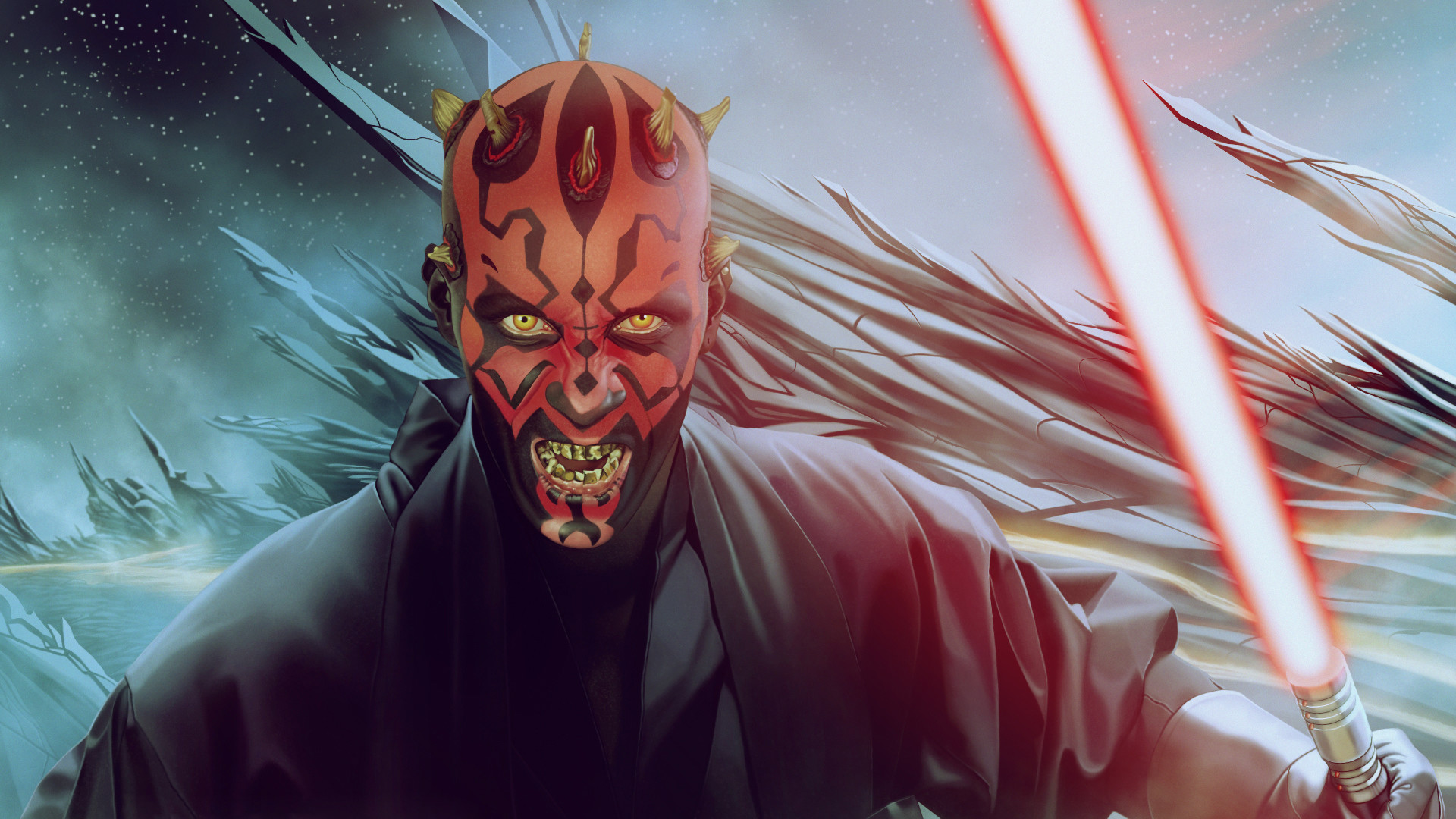 HD Darth Maul Wallpaper (71+ images)