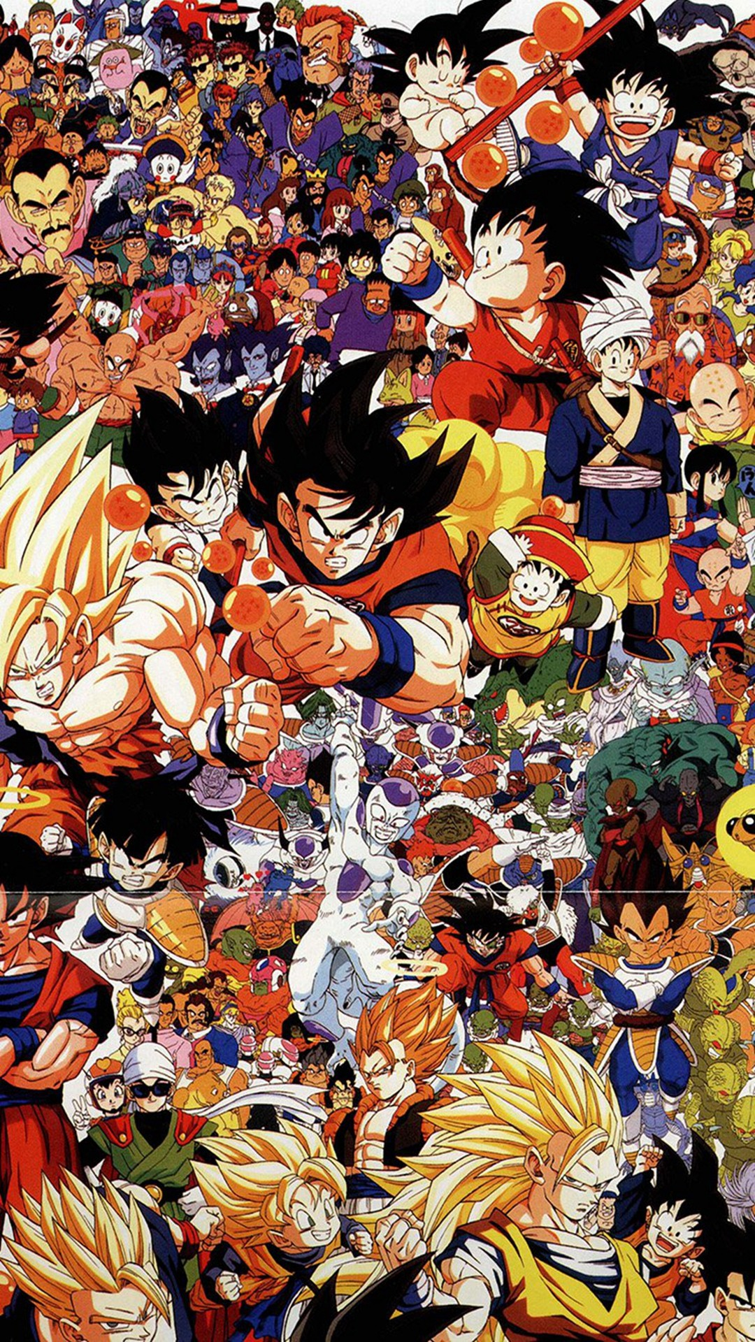 Dragon ball iphone wallpaper 64 images - Anime wallpaper hd iphone 7 ...