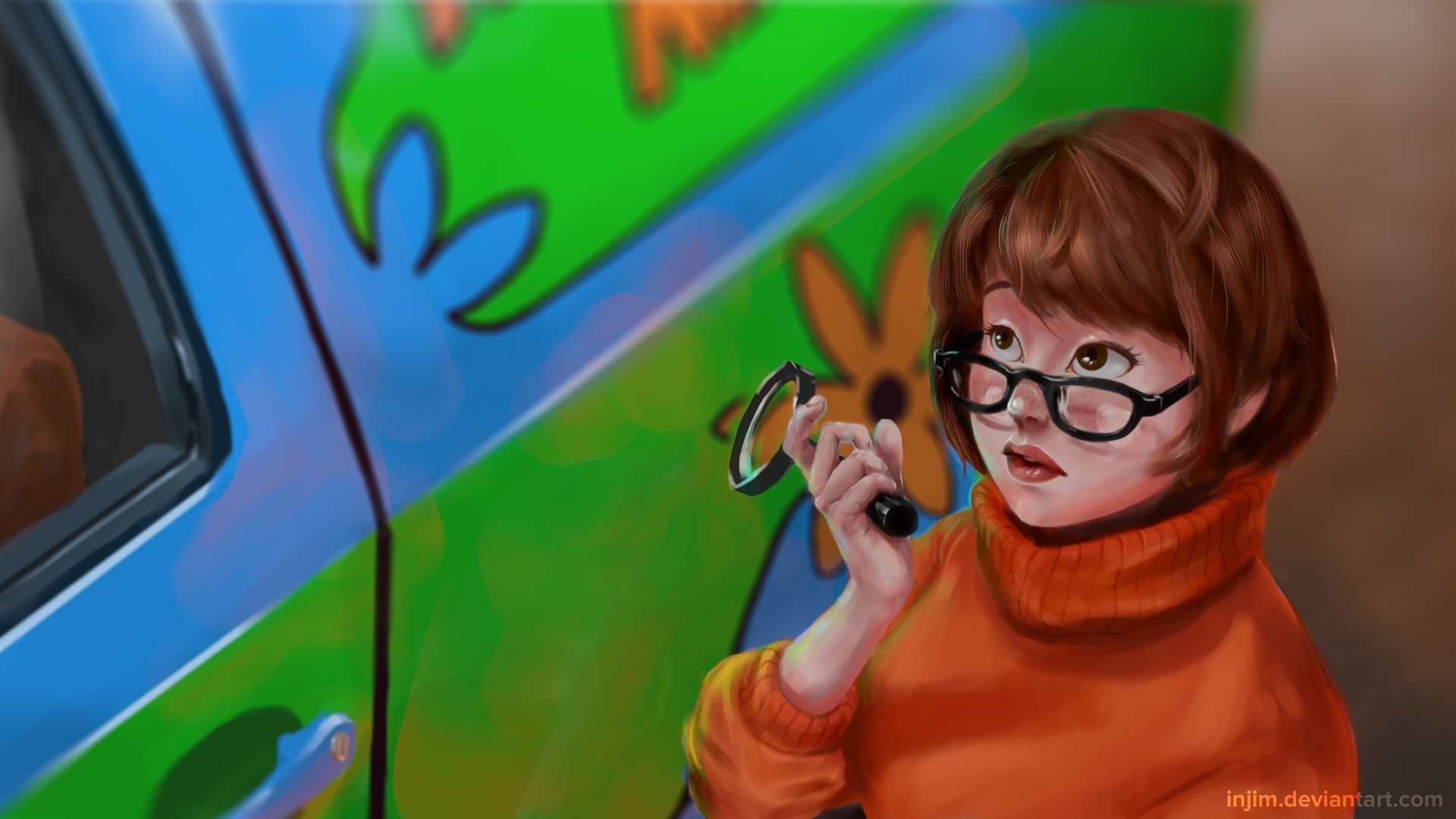 1920x1080 Velma Dinkley, Scooby Doo, Cartoon Network Wallpapers HD / Desktop and  Mobile Backgrounds