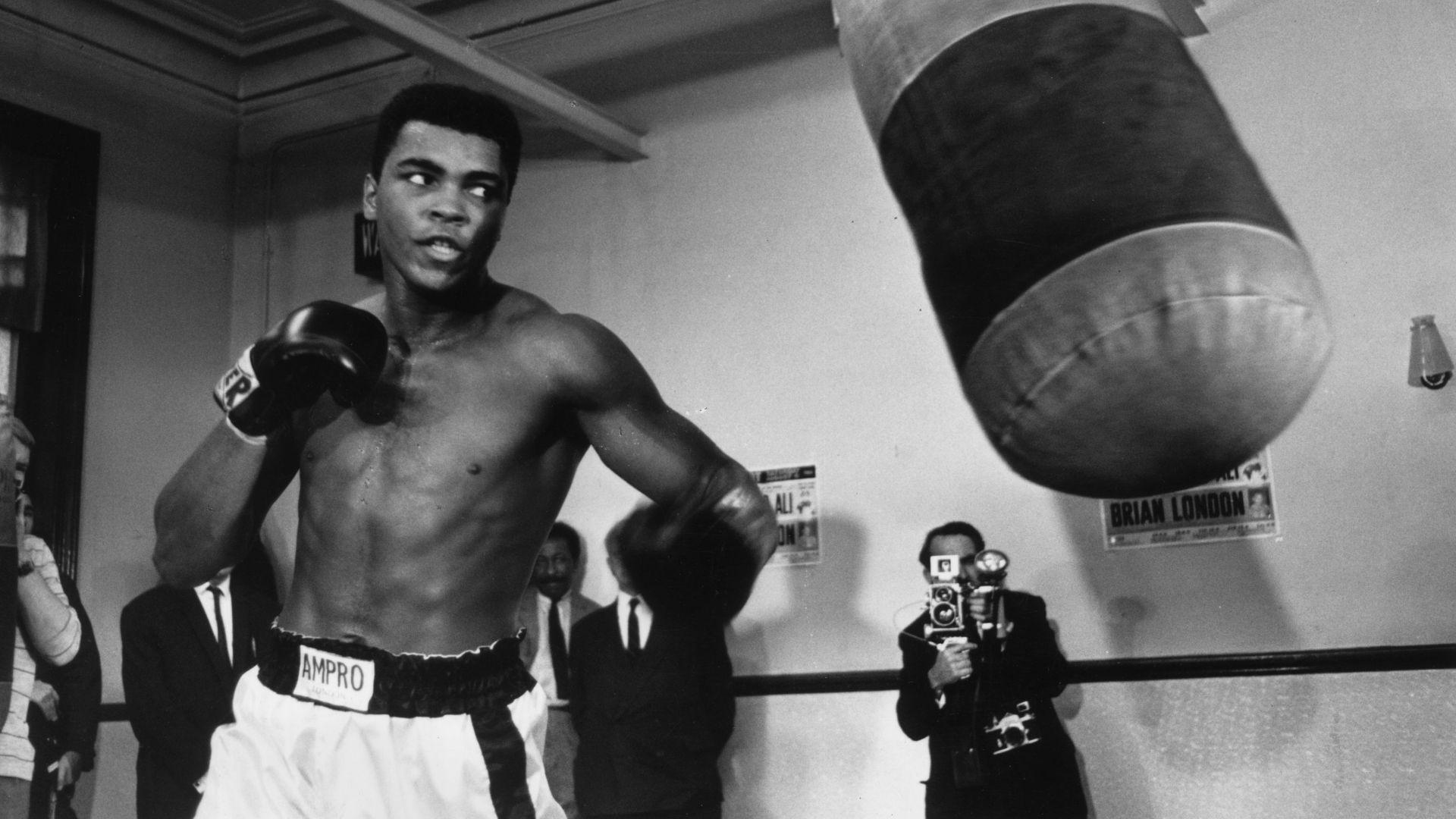 1920x1080 Muhammad Ali Wallpaper
