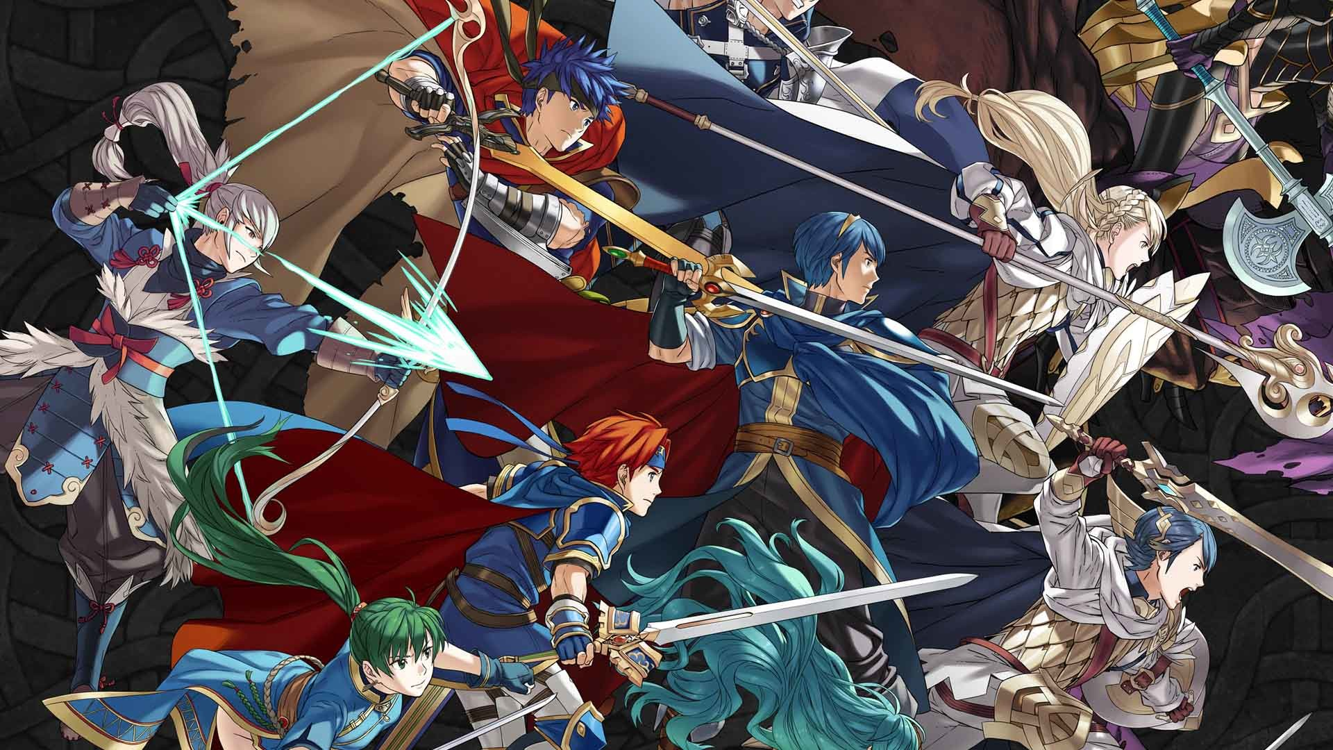 "1920x1080 Fire Emblem Heroes ""Choose Your Legends"" winners to be released sometime in  summer 