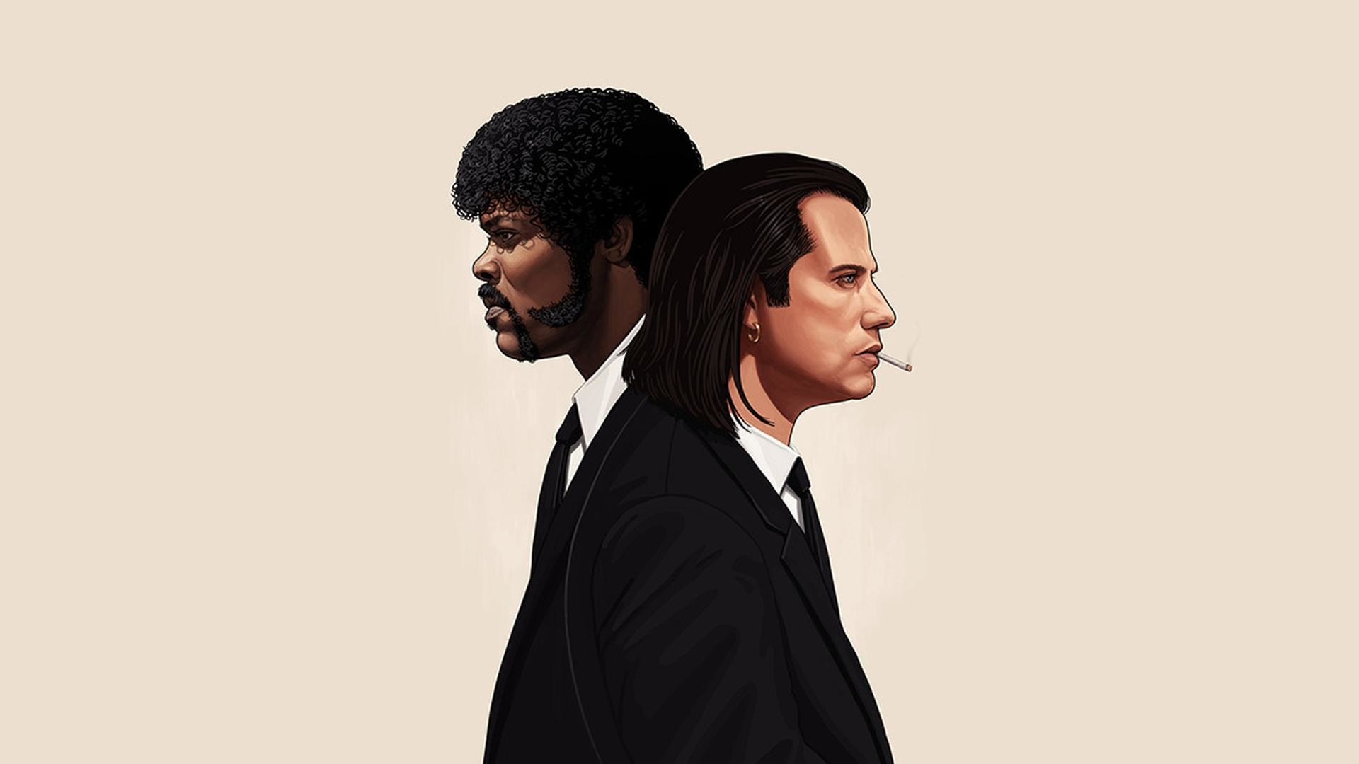 1920x1080 Movie - Pulp Fiction Wallpaper