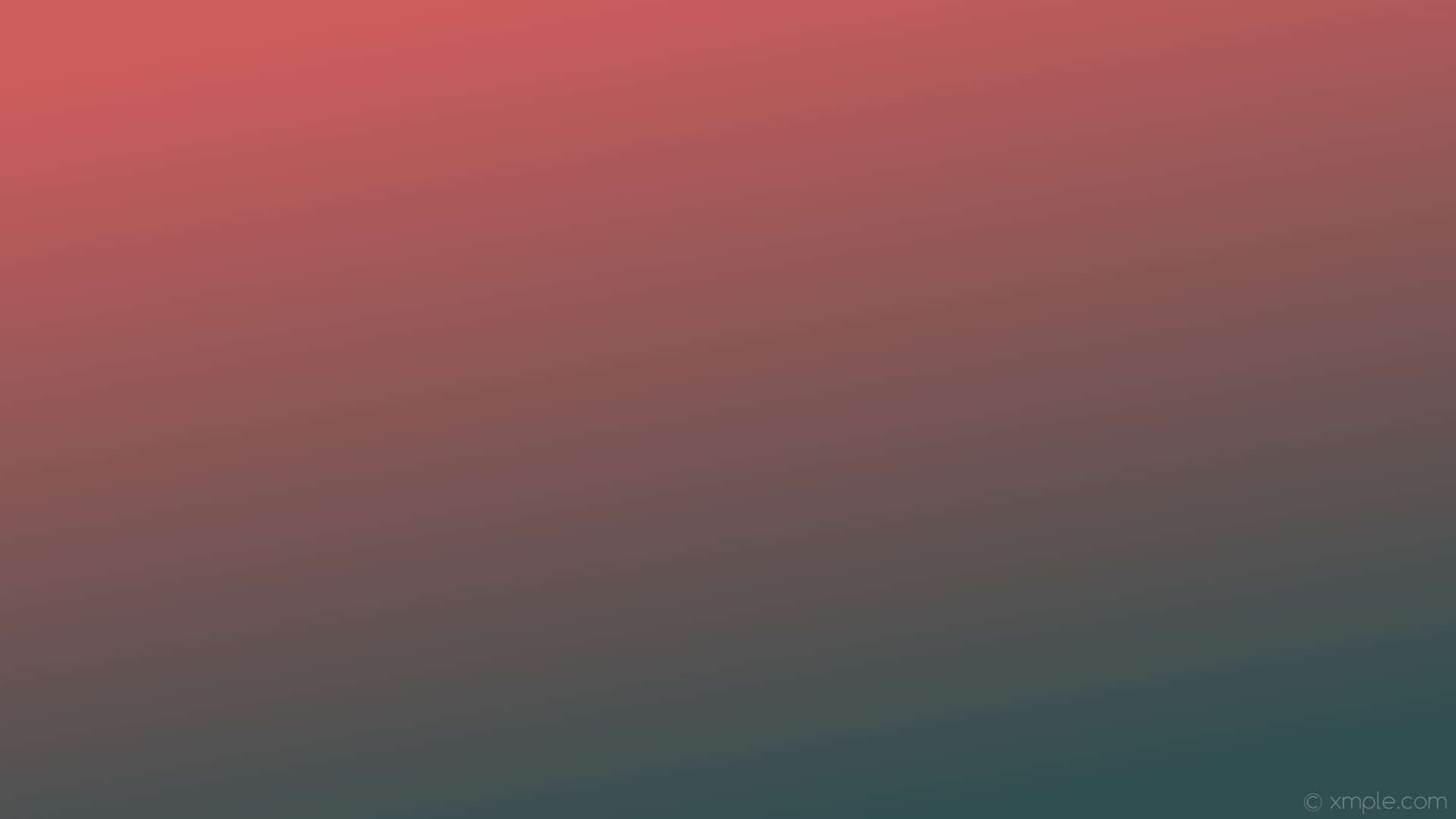1920x1080 wallpaper linear red grey gradient indian red dark slate gray #cd5c5c  #2f4f4f 120°