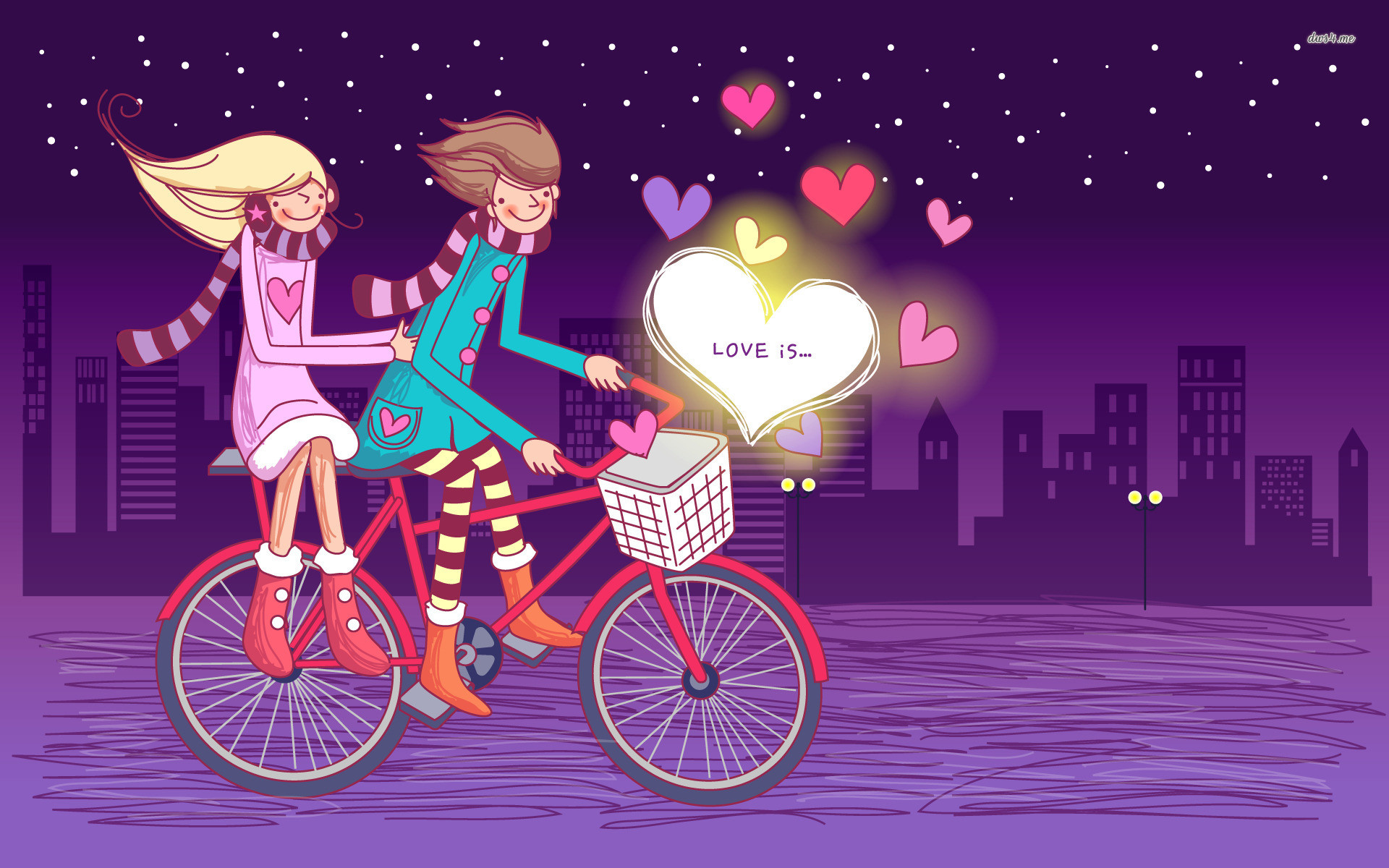 1920x1200 valentines day animated cartoon wallpaper free hd desktop