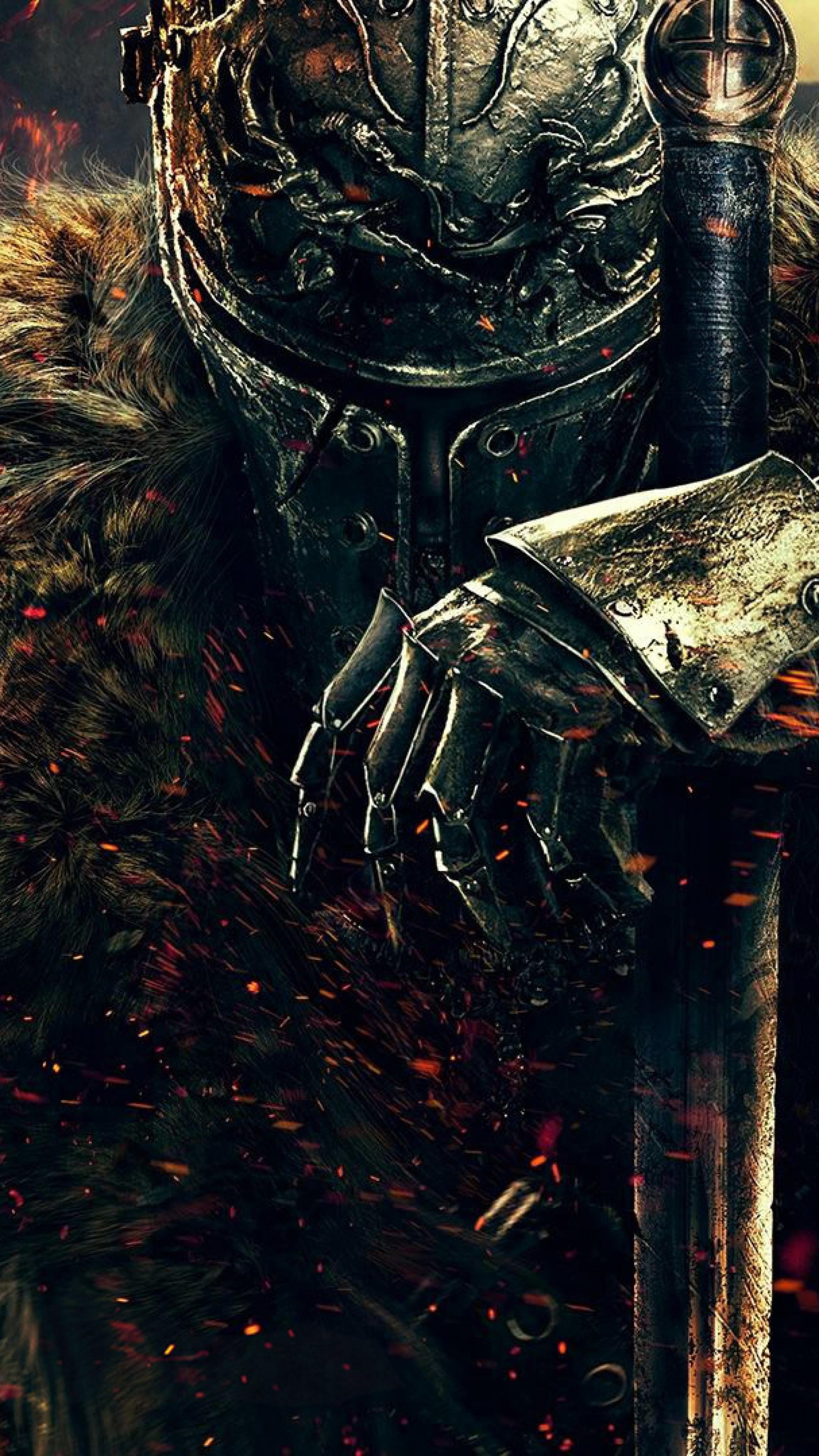3840x2160 Awesome Dark Souls III Wallpaper