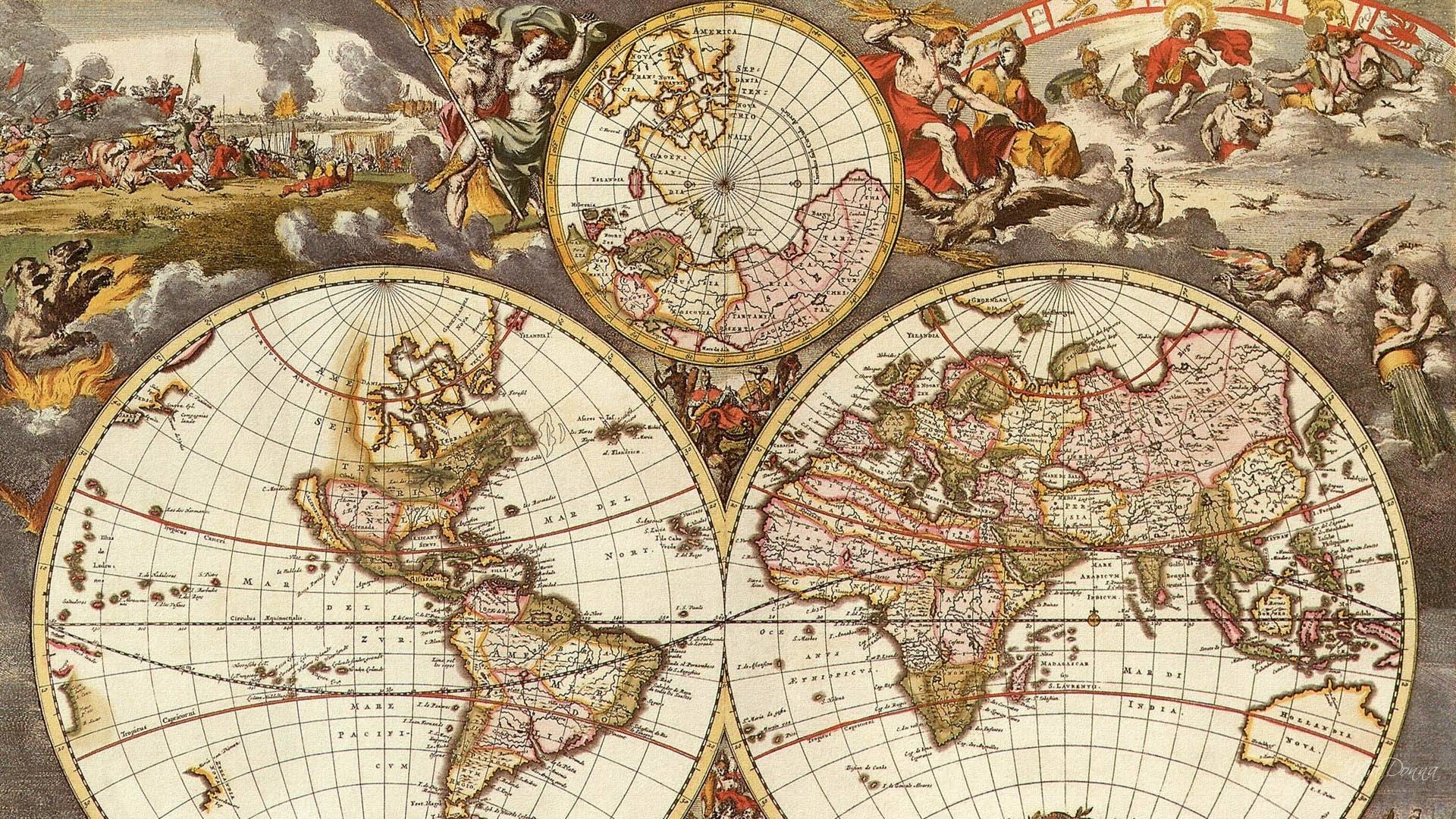 World map screensaver wallpaper 56 images 1920x1080 images for vintage world map background gumiabroncs Choice Image