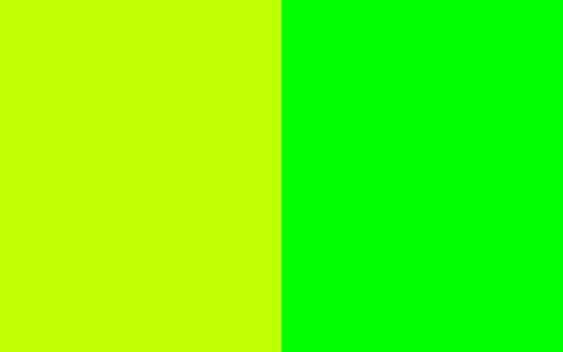 1920x1200 Chartreuse Neon Yellow Green ...