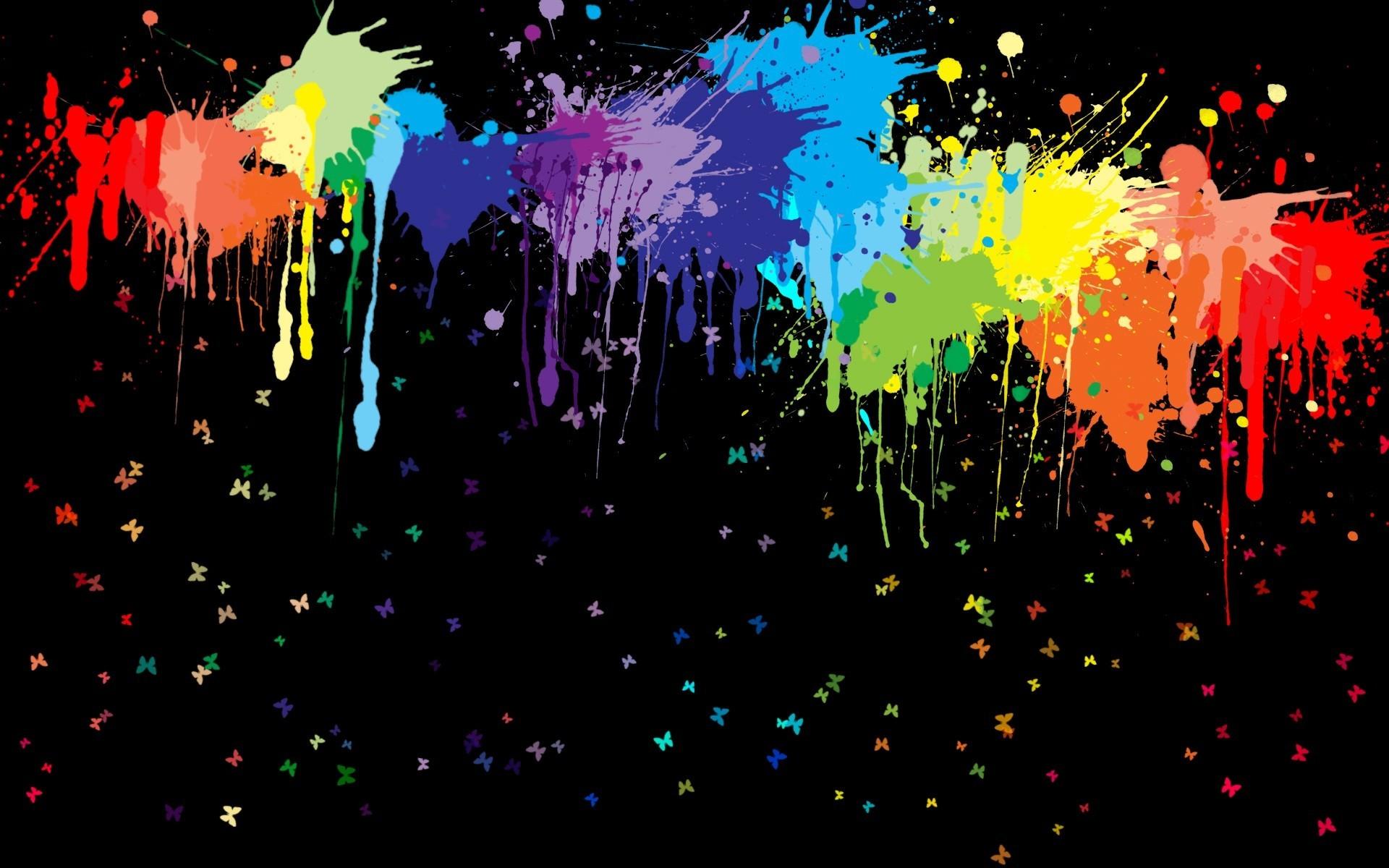 Color Splash Wallpaper 87 Images