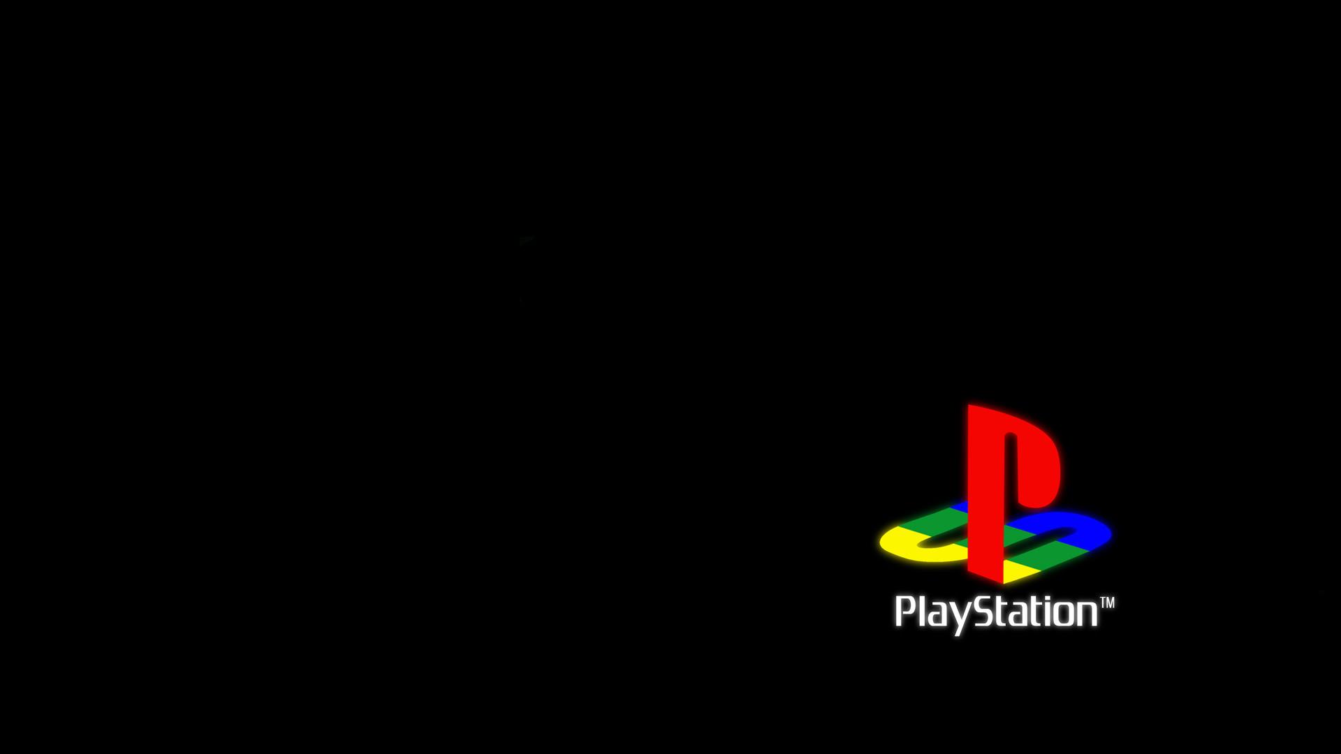 Playstation Logo Wallp...