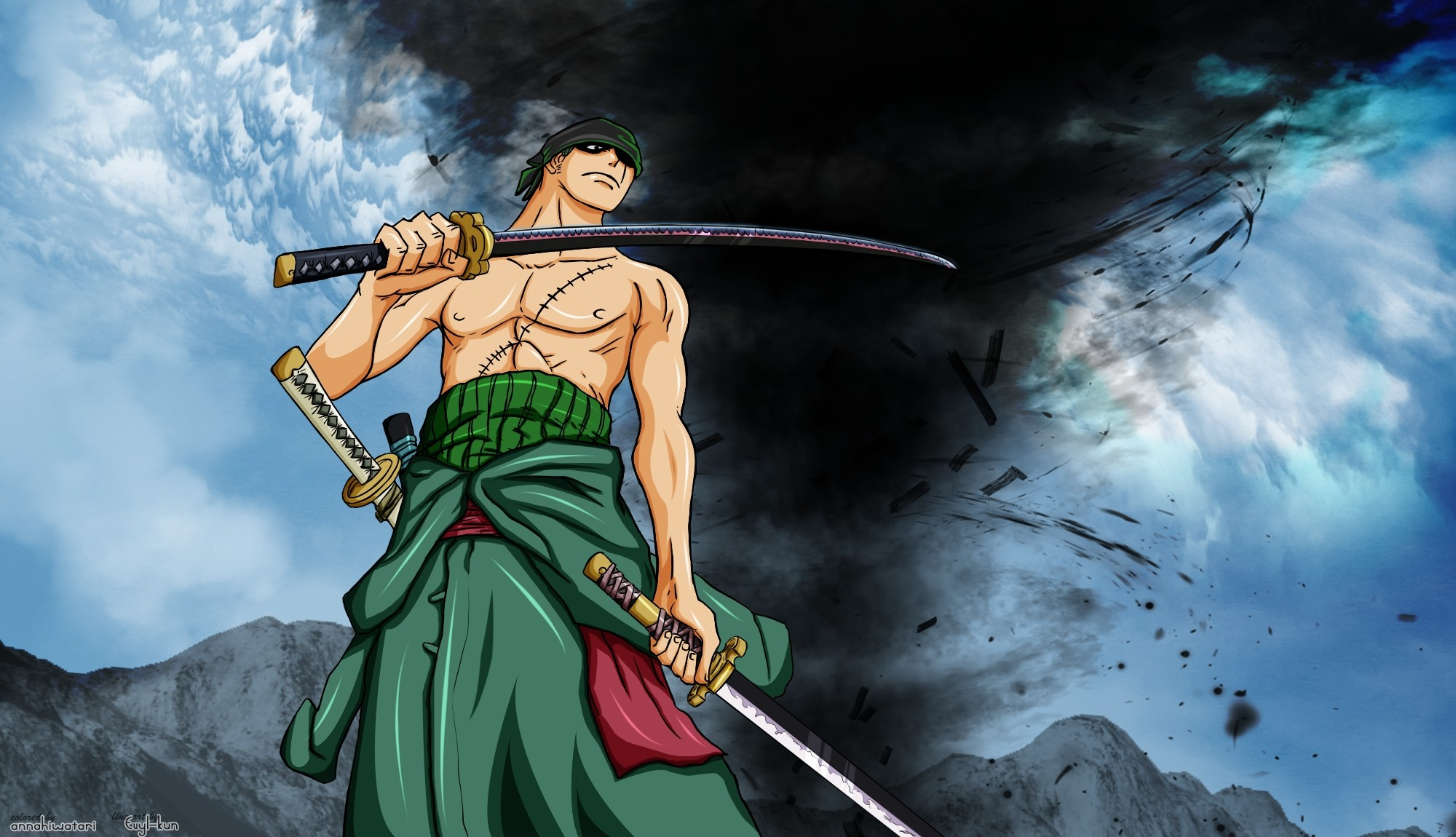 2000x1150 25 best Roronoa zoro ideas on Pinterest | One piece, One piece .
