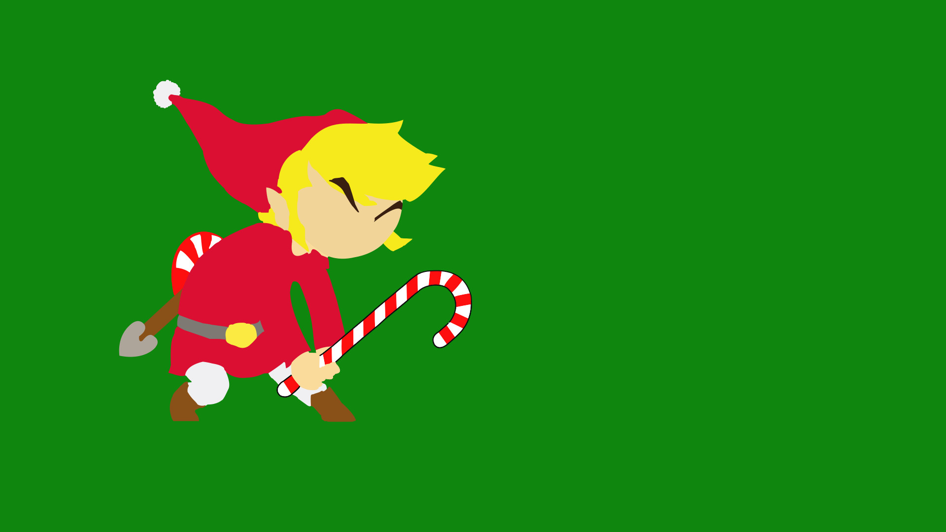 Hd toon link wallpaper 82 images for Minimalist christmas