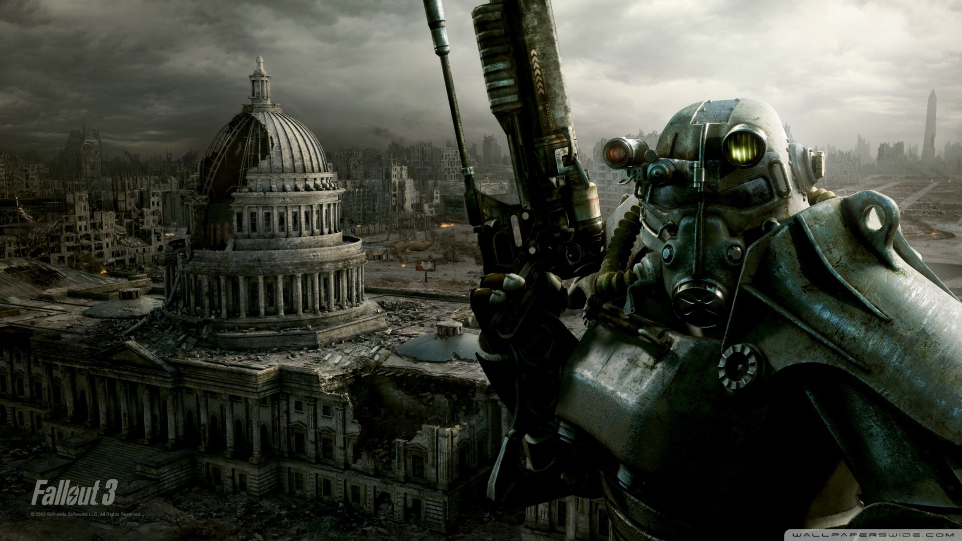 1920x1080 Fallout 3 Desktop Wallpapers