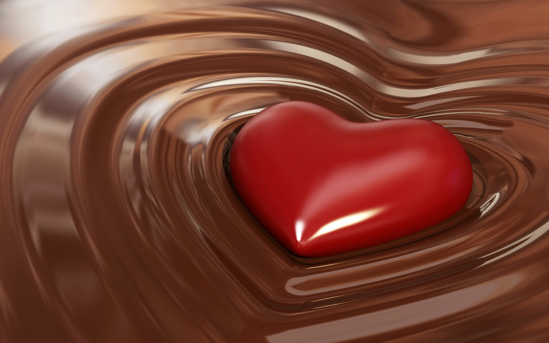 1920x1200 heart wallpapers chocolate