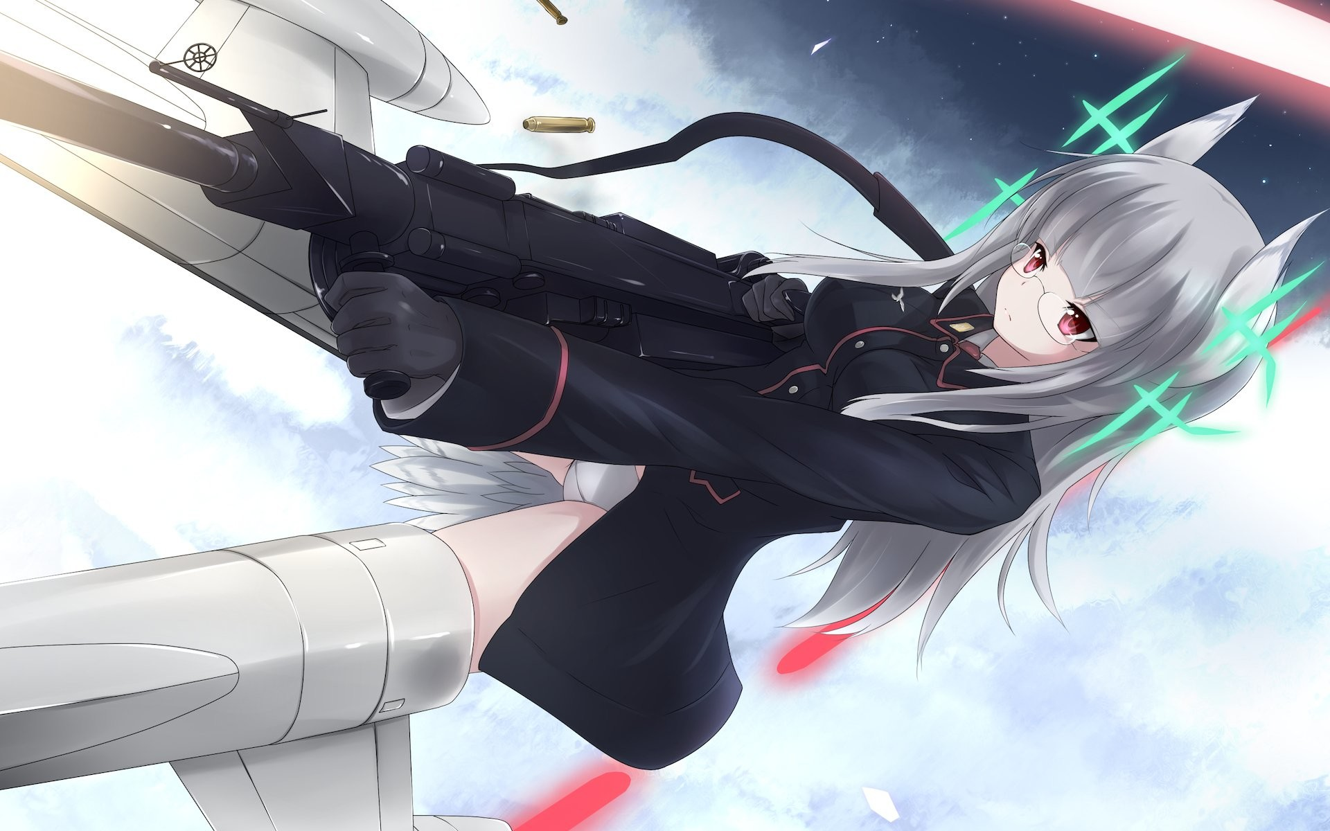 1920x1200 Anime Girl Strike Witches · HD Wallpaper | Background ID:672888