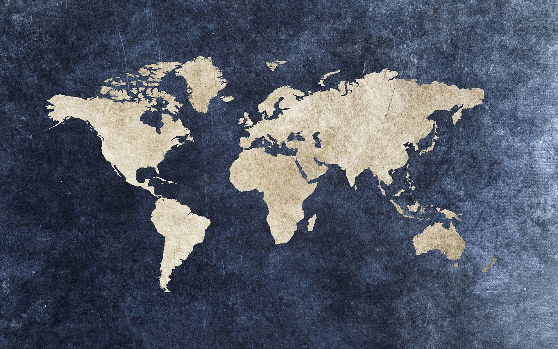 1920x1200 World Map Wallpapers - Full HD wallpaper search