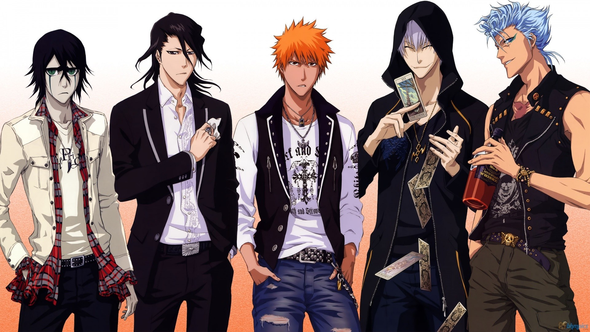 1920x1080 blood bleach hollow ichigo zanpakuto wallpaper High 1920×1080 Bleach  1920×1080 Wallpapers (