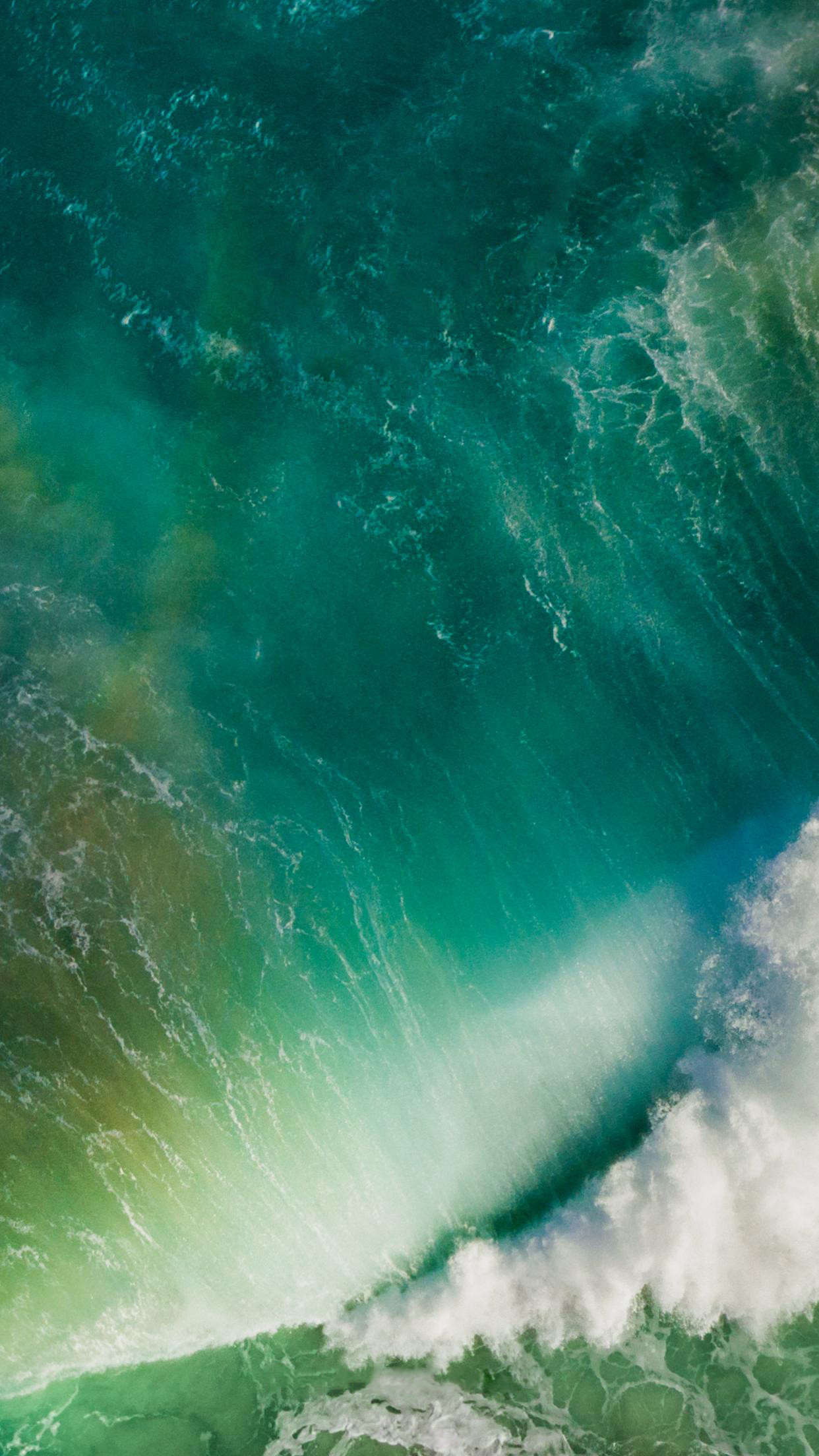 1080x Colorful Surf Wave Iphone 6 Hd Wallpaper