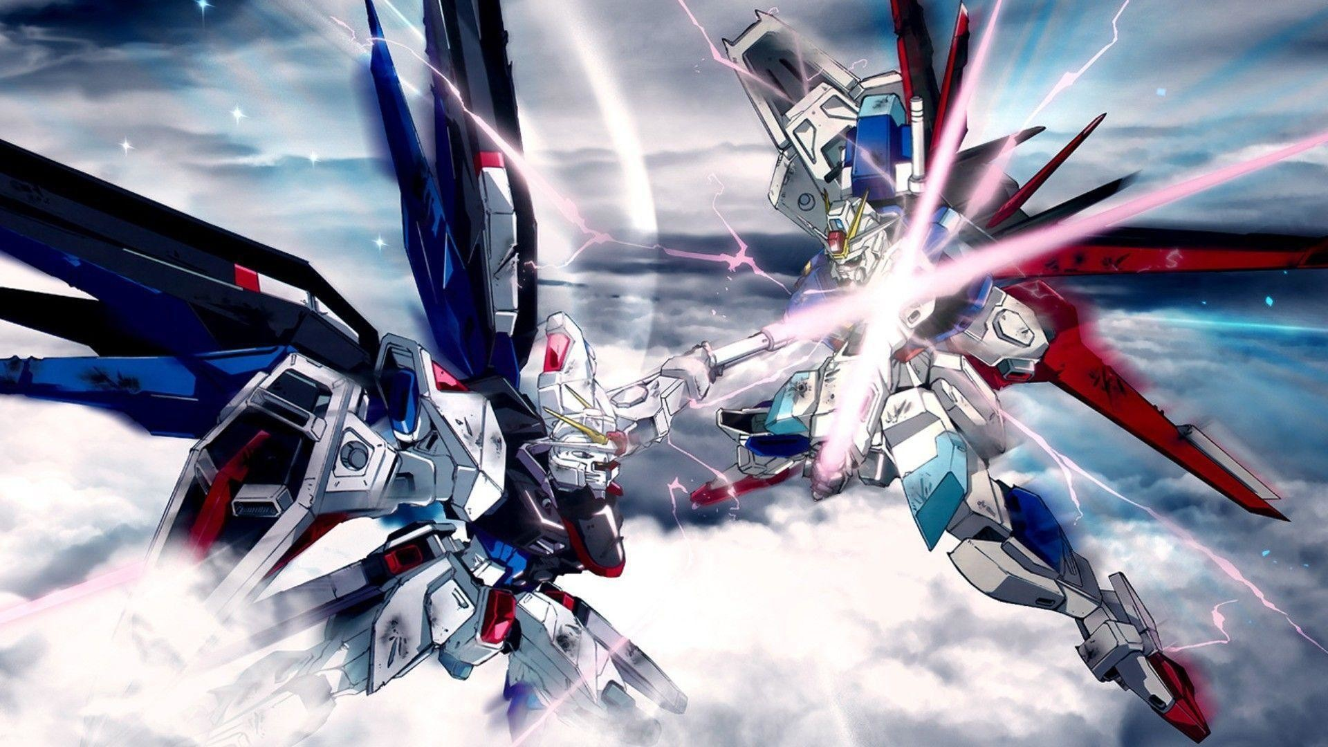 1920x1080 Download Mobile Suit Gundam Seed Destiny Wallpaper  .