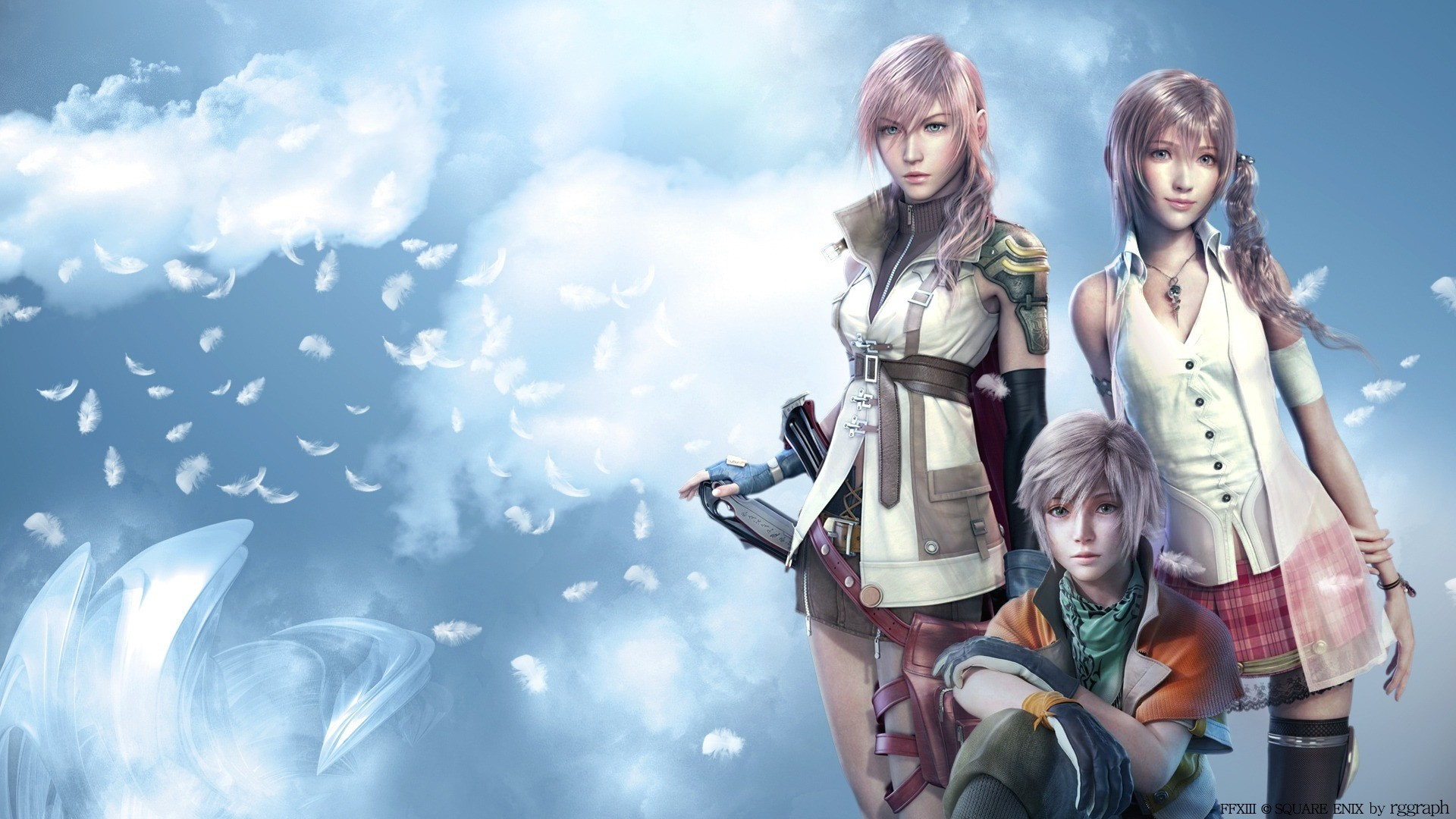 1920x1080 Final Fantasy III HD Wallpaper 21 - 1920 X 1080