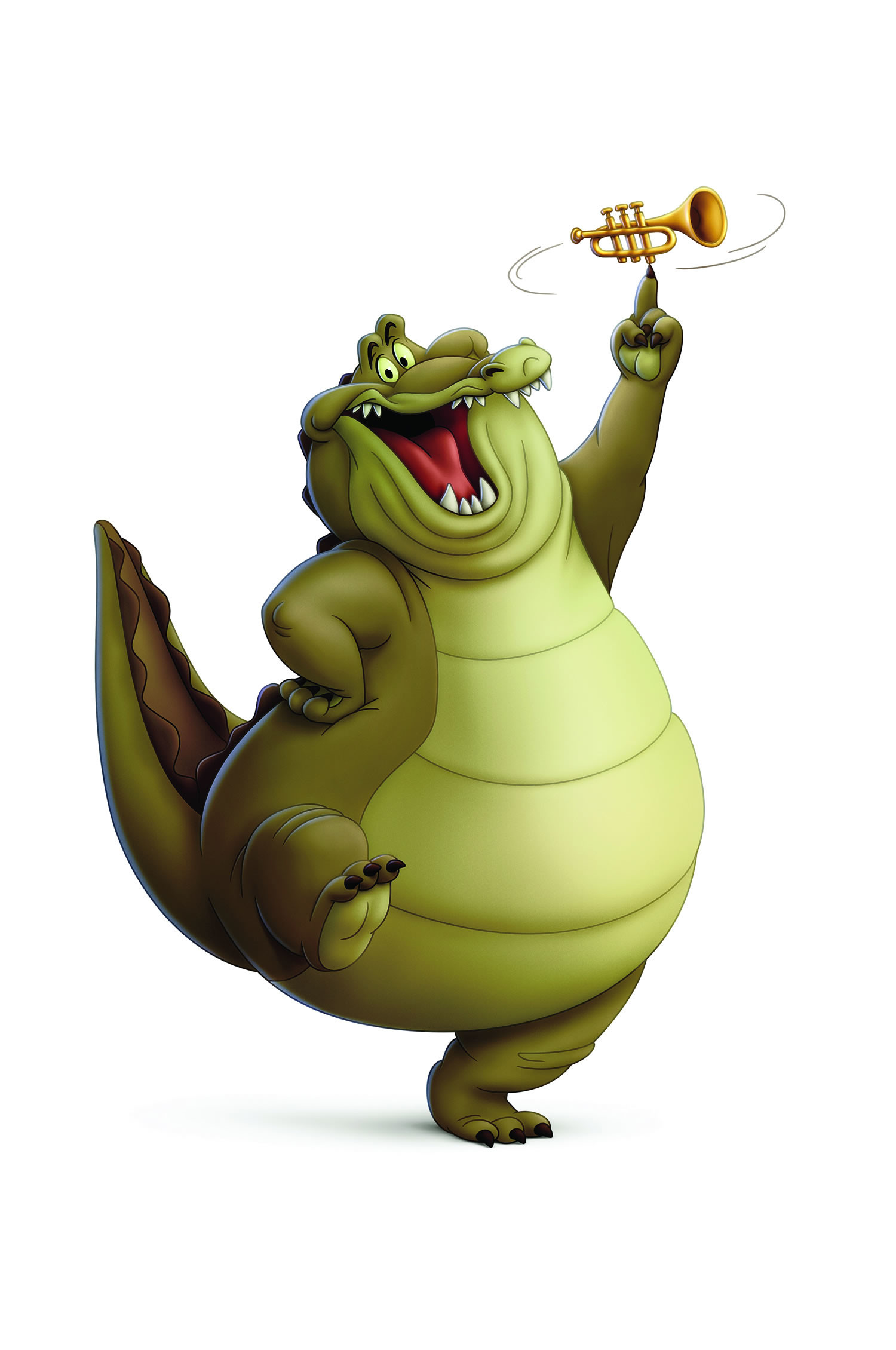 1500x2260 Louis the Gator from Princess and the Frog wallpaper - Click picture for  high resolution HD wallpaper