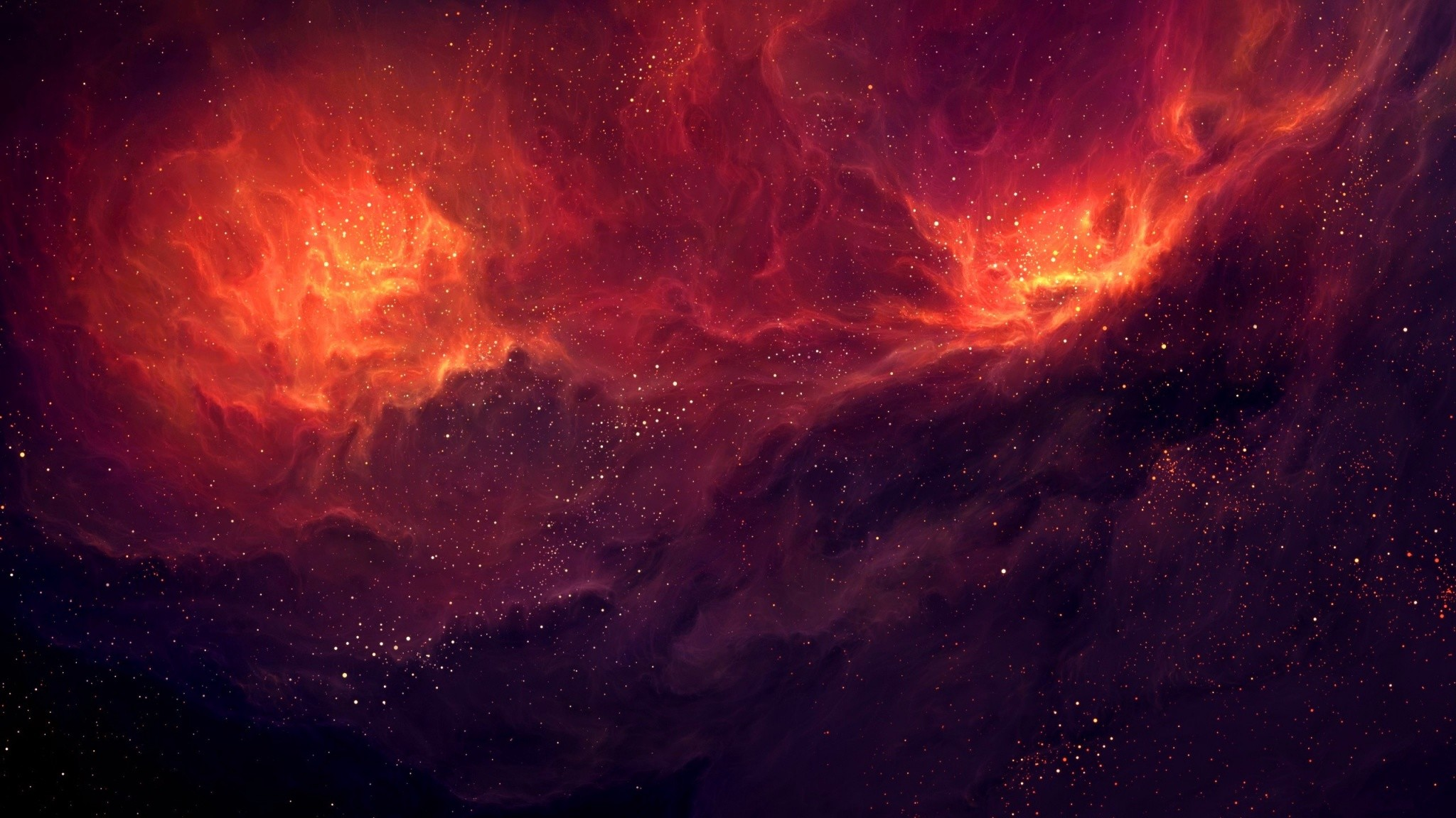 Space star background 50 images for 2048x1152 wallpaper