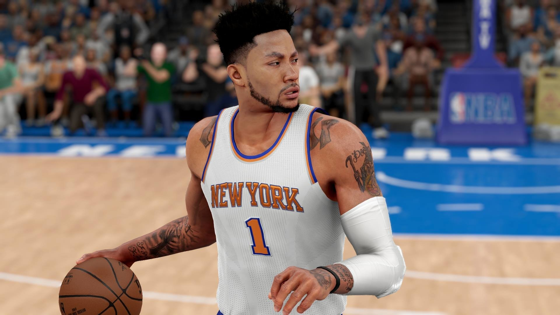 1920x1080 Derrick Rose Traded to the Knicks in a Blockbuster Deal