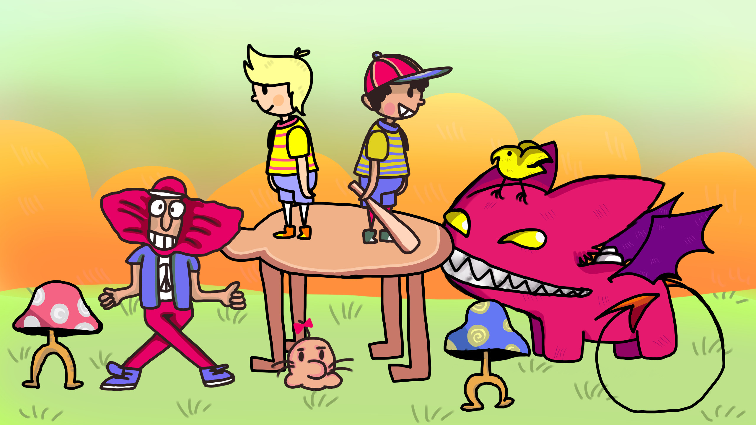 Mother 3 Wallpaper (66+ images)