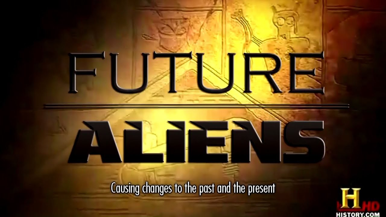 1920x1080 FUTURE ALIENS - Ancient Aliens Parody